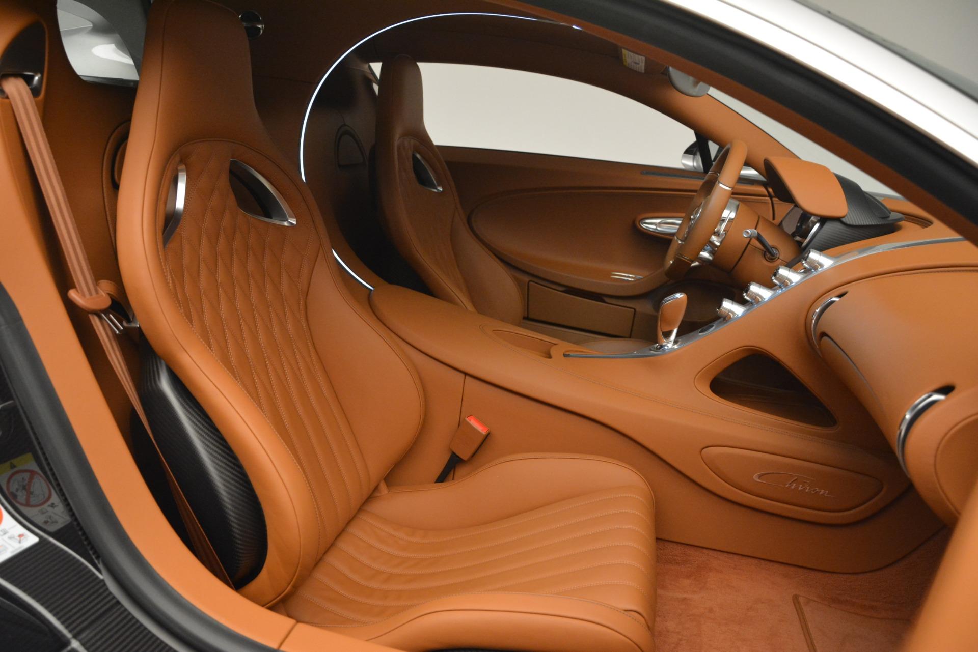 Used 2019 Bugatti Chiron  For Sale In Greenwich, CT 3048_p26