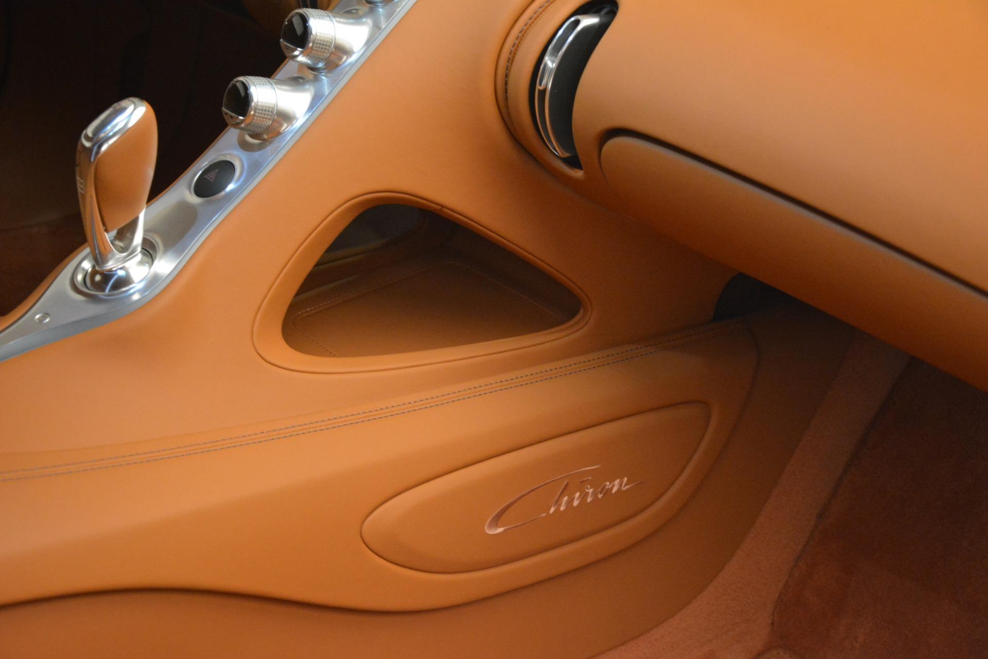 Used 2019 Bugatti Chiron  For Sale In Greenwich, CT 3048_p27
