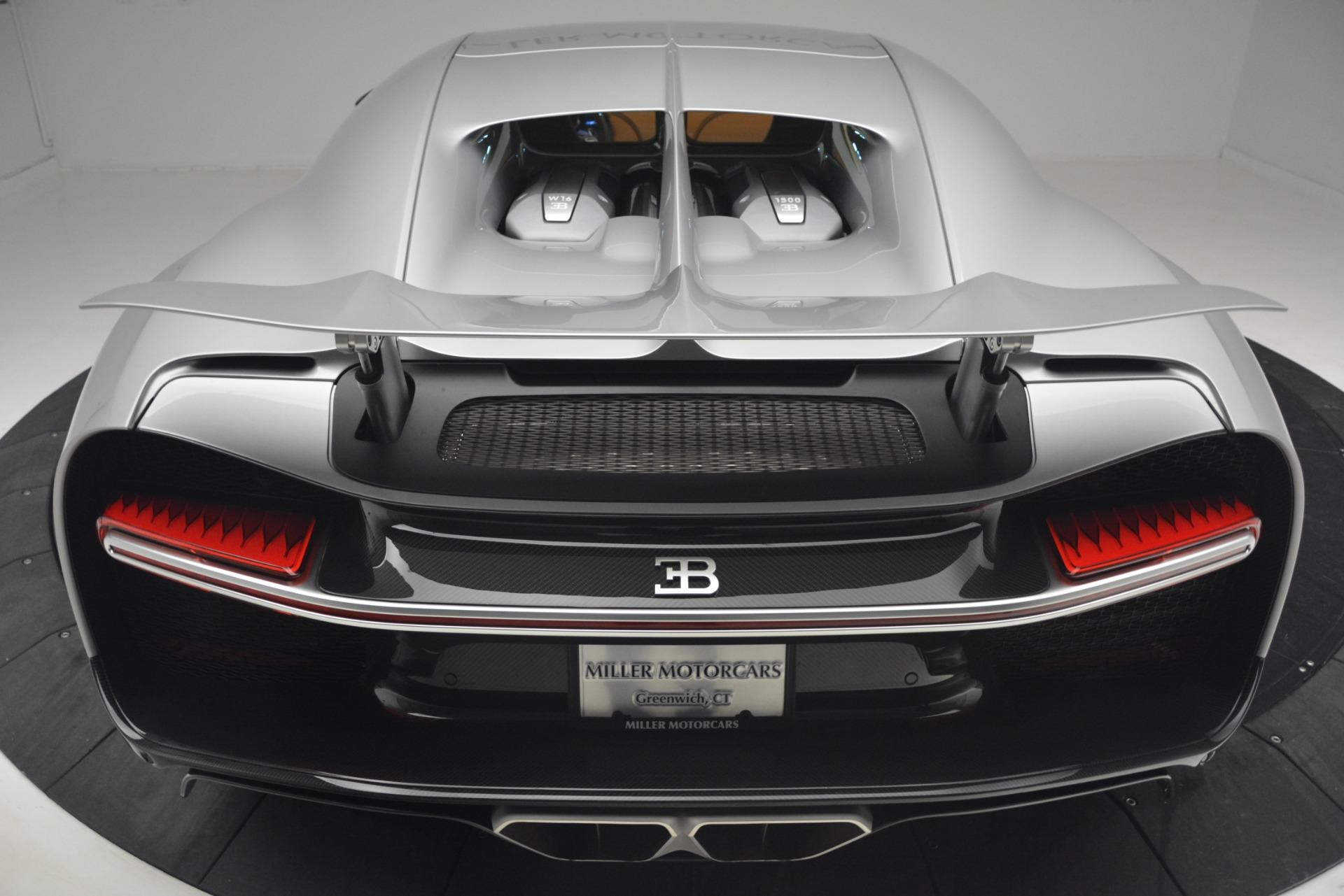 Used 2019 Bugatti Chiron  For Sale In Greenwich, CT 3048_p28