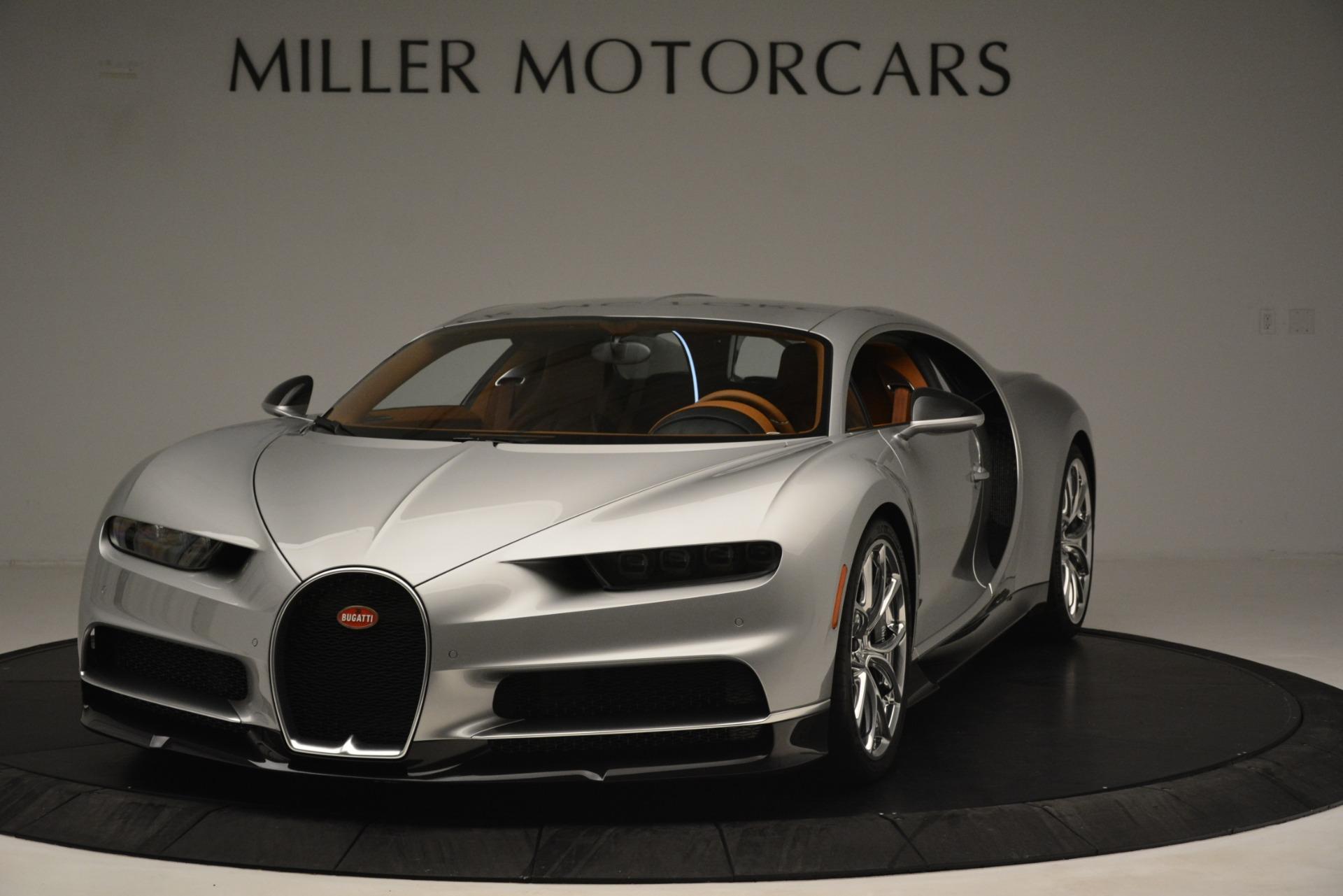 Used 2019 Bugatti Chiron  For Sale In Greenwich, CT 3048_p2