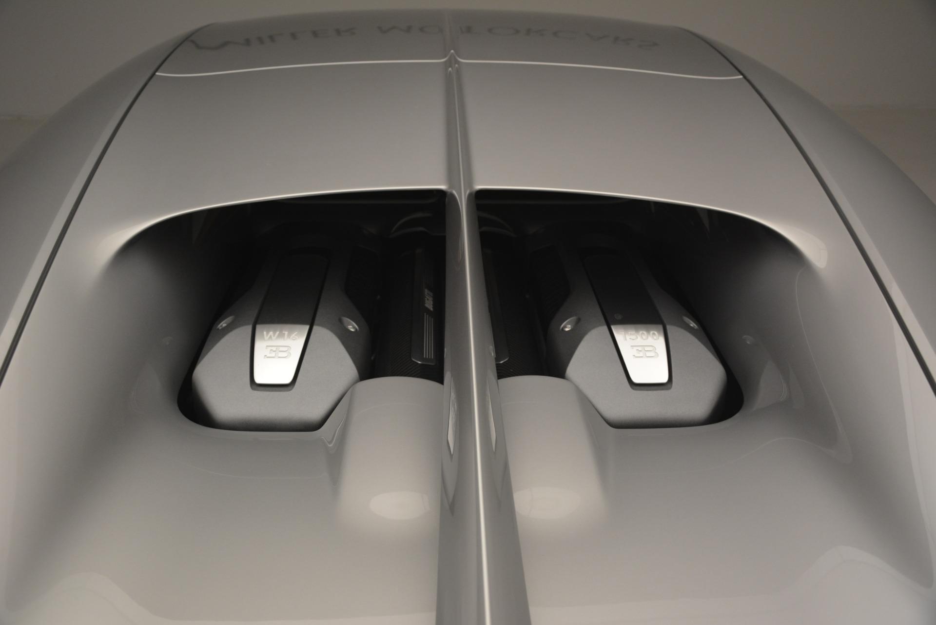 Used 2019 Bugatti Chiron  For Sale In Greenwich, CT 3048_p30