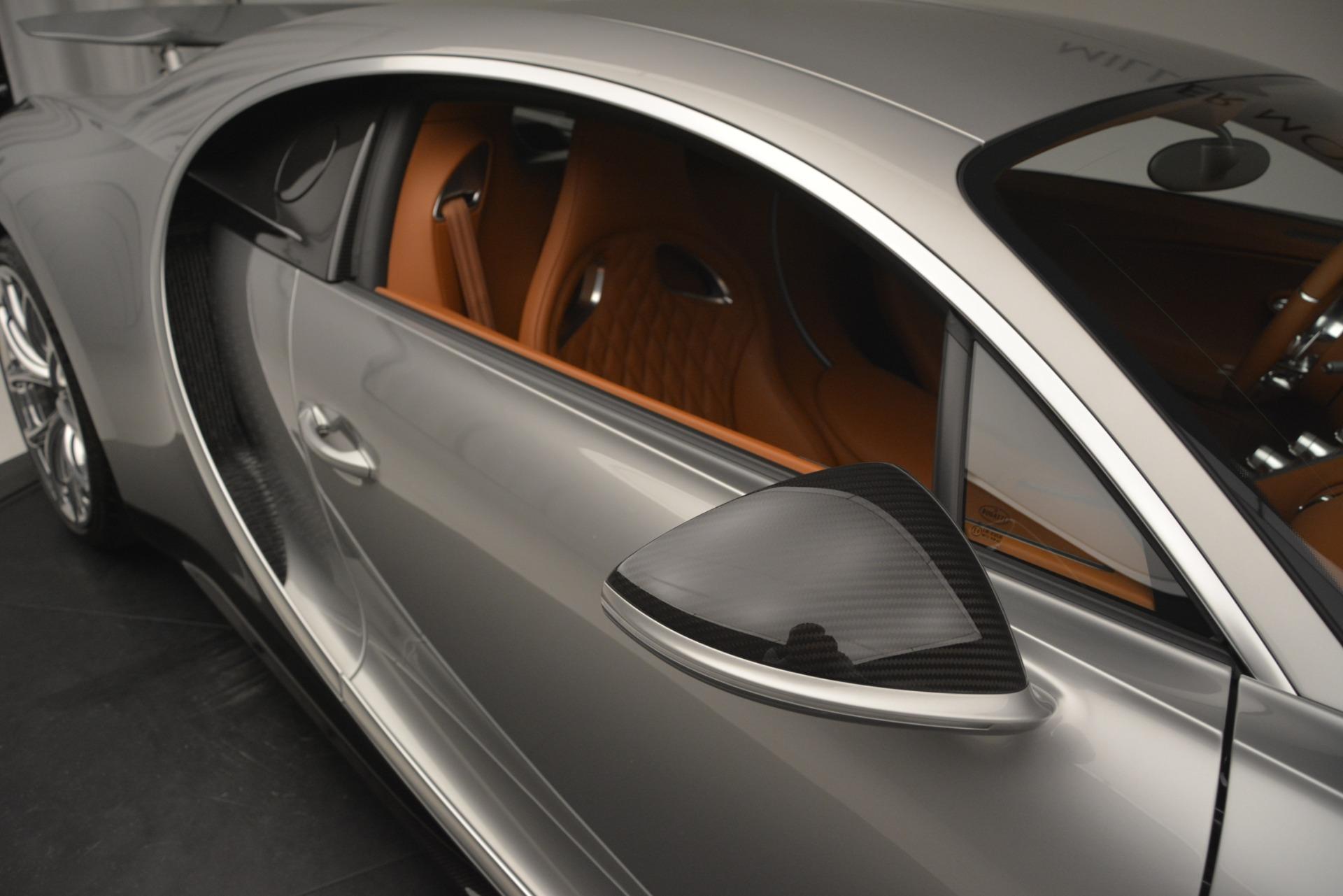 Used 2019 Bugatti Chiron  For Sale In Greenwich, CT 3048_p34