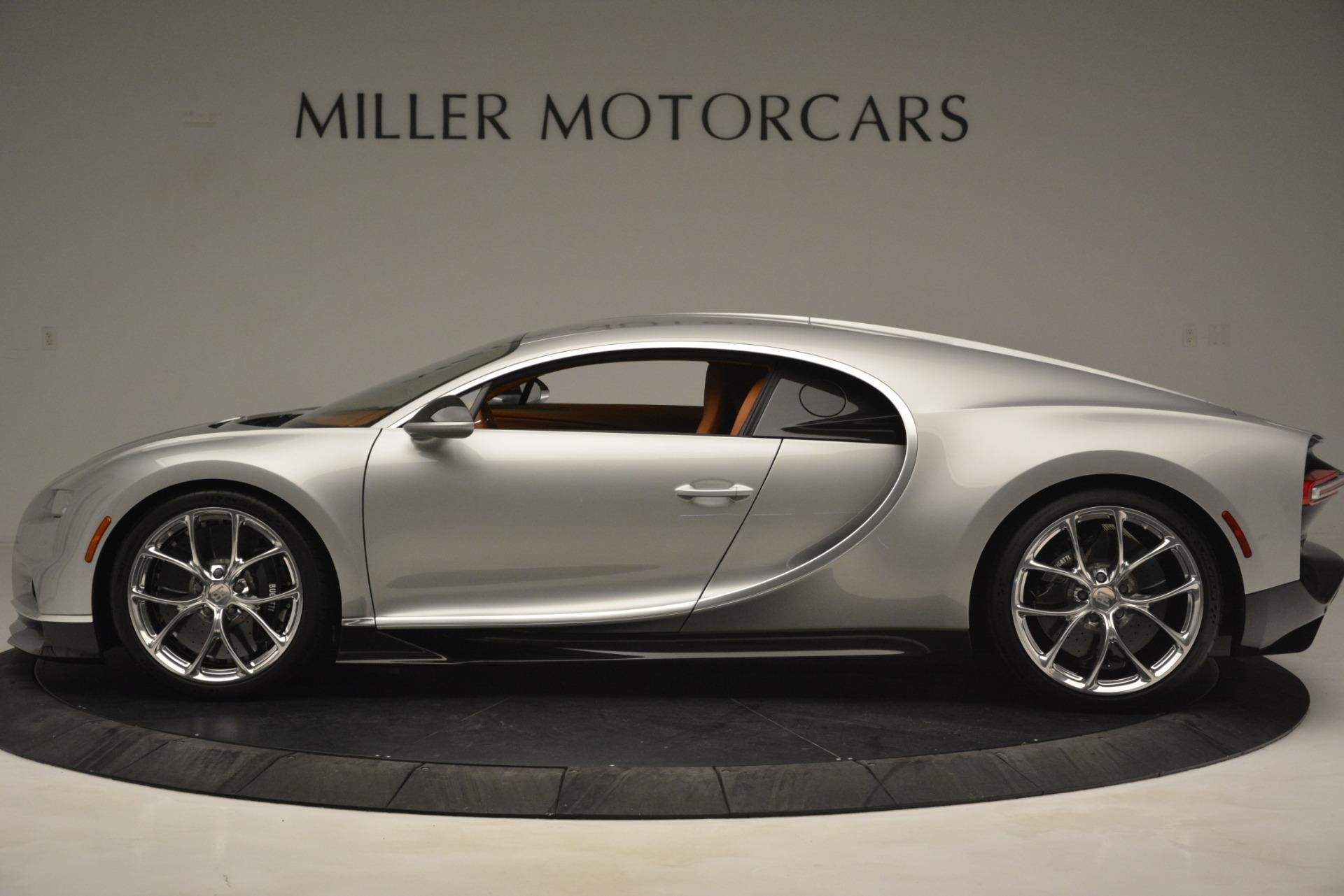 Used 2019 Bugatti Chiron  For Sale In Greenwich, CT 3048_p3