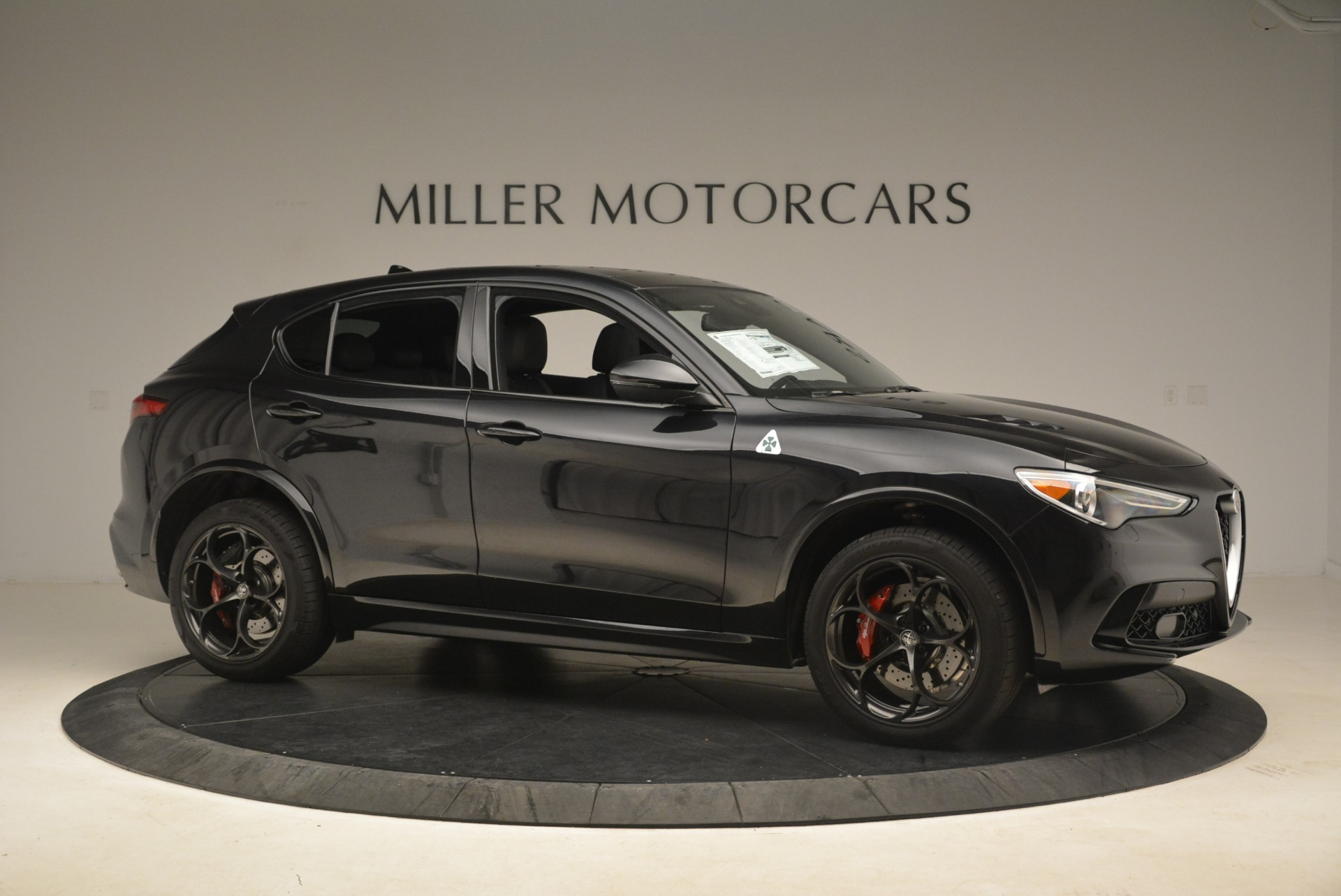 New 2019 Alfa Romeo Stelvio Quadrifoglio For Sale In Greenwich, CT 3049_p10