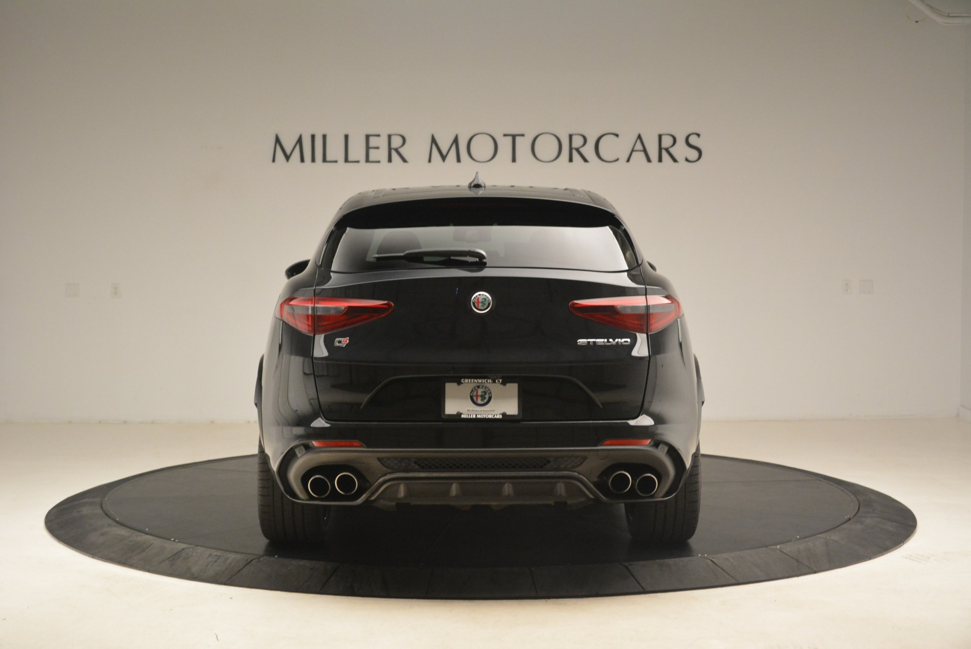 New 2019 Alfa Romeo Stelvio Quadrifoglio For Sale In Greenwich, CT 3049_p6