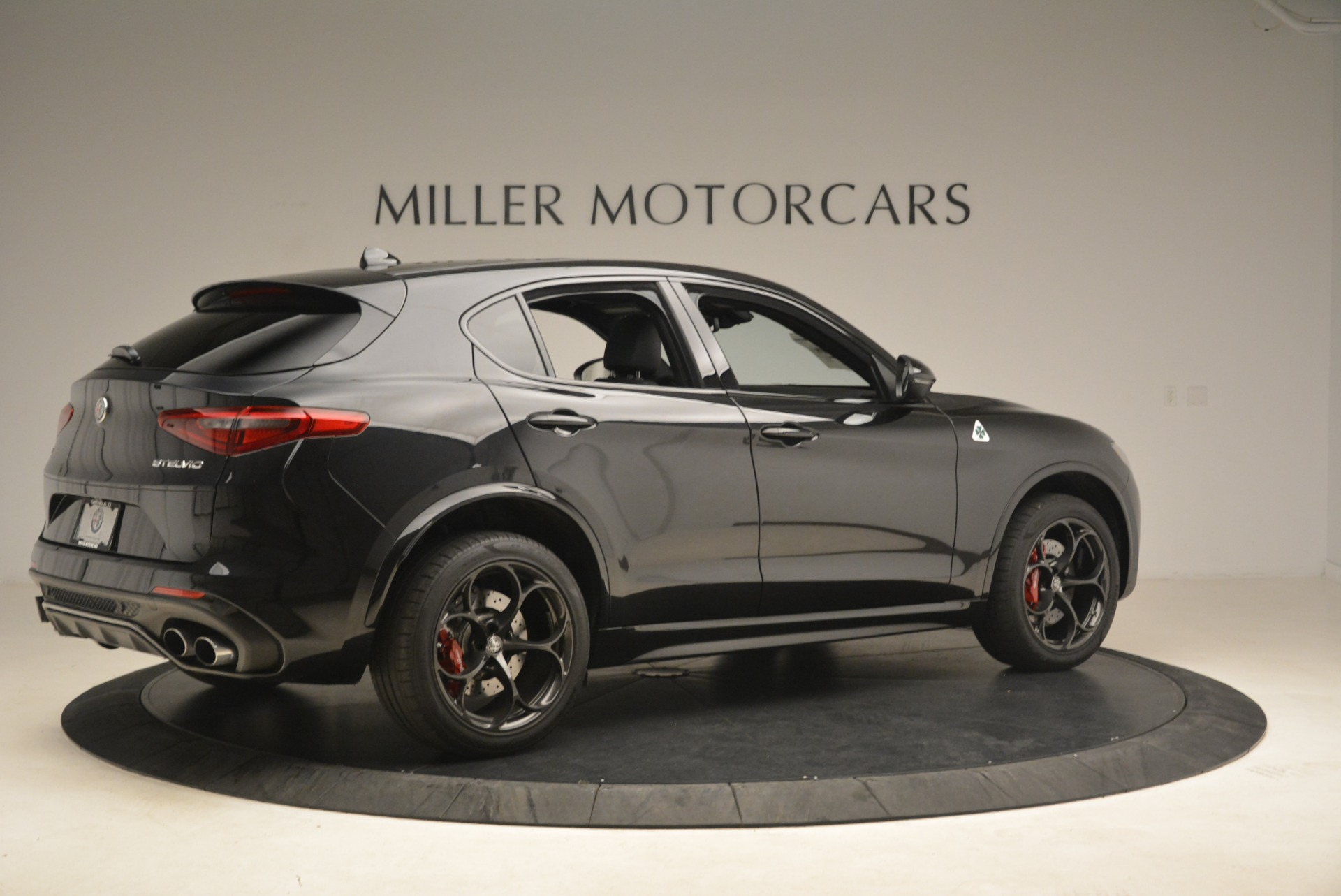 New 2019 Alfa Romeo Stelvio Quadrifoglio For Sale In Greenwich, CT 3049_p8