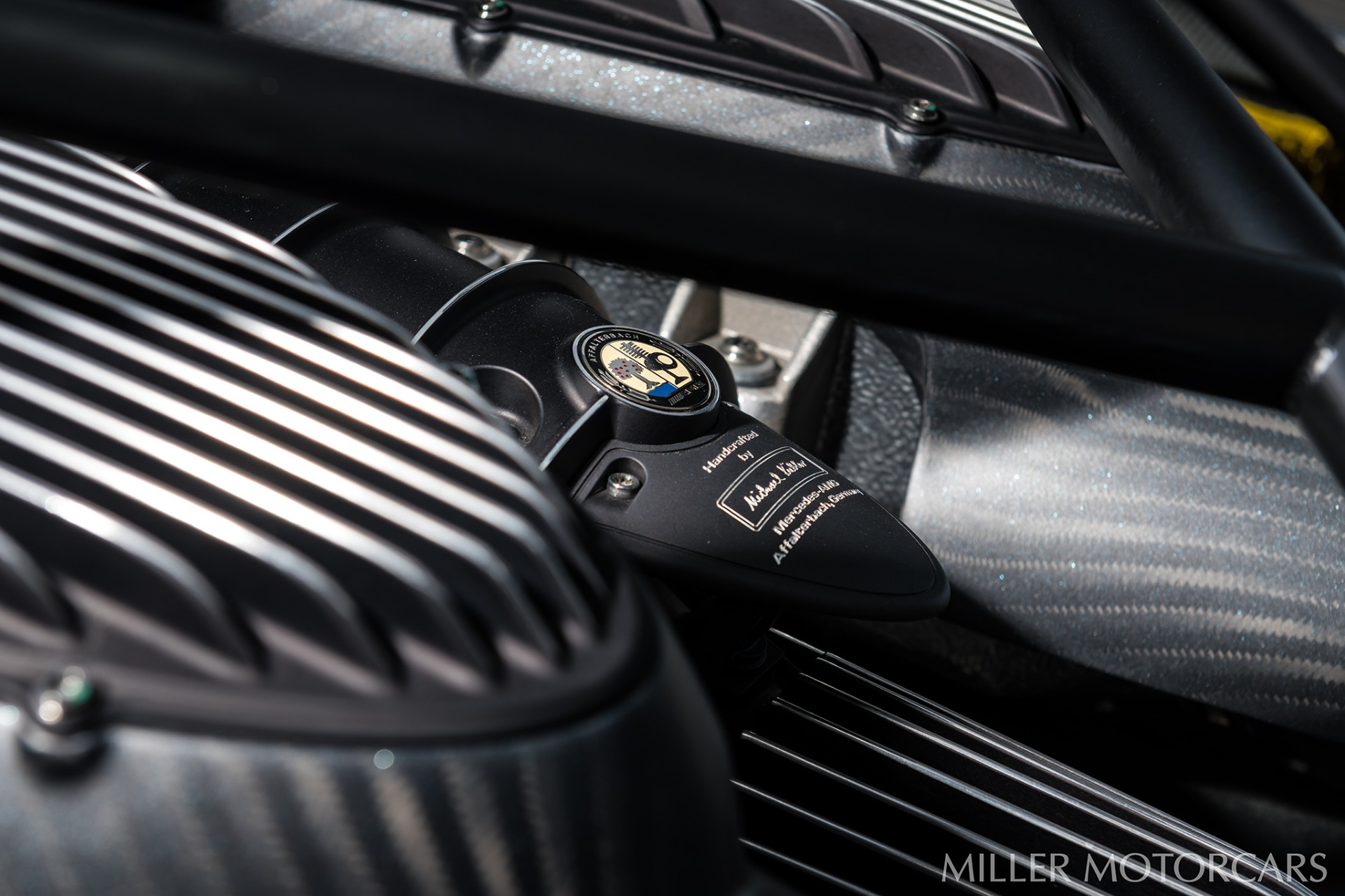 Used 2017 Pagani Huayra BC Macchina Volante For Sale In Greenwich, CT 3051_p25