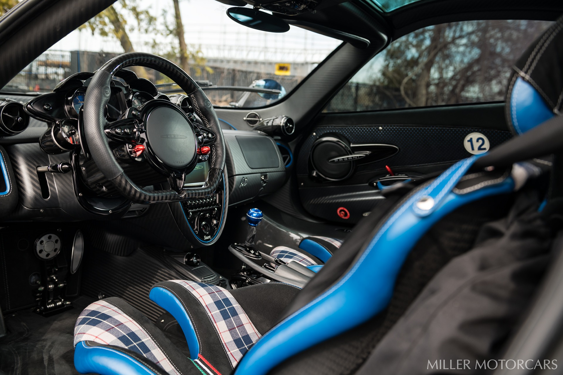 Used 2017 Pagani Huayra BC Macchina Volante For Sale In Greenwich, CT 3051_p34