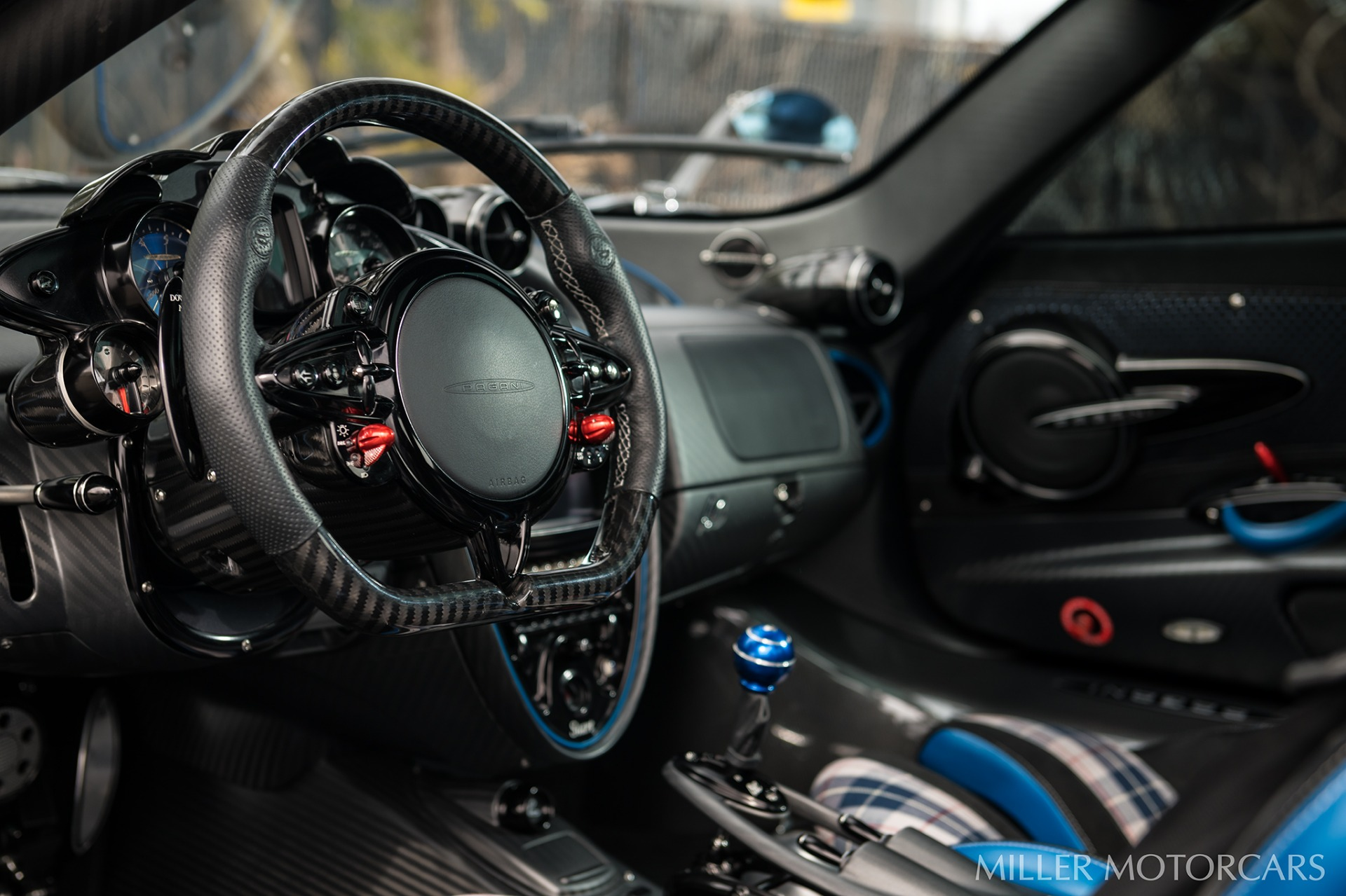 Used 2017 Pagani Huayra BC Macchina Volante For Sale In Greenwich, CT 3051_p35