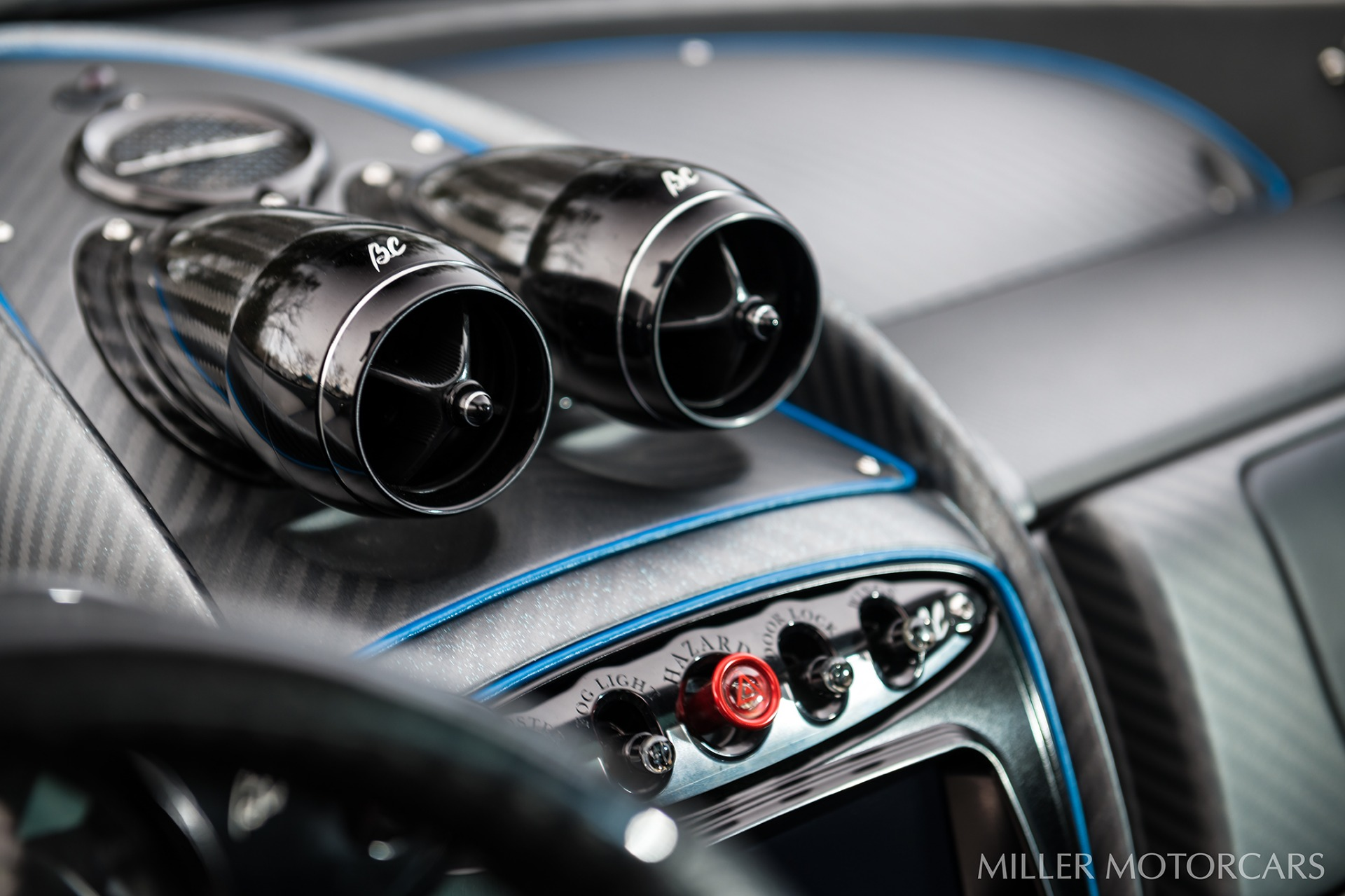 Used 2017 Pagani Huayra BC Macchina Volante For Sale In Greenwich, CT 3051_p38