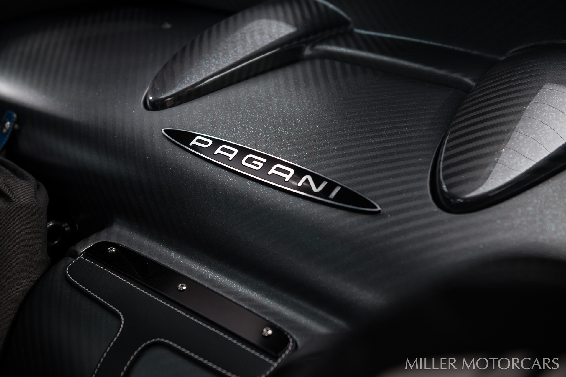 Used 2017 Pagani Huayra BC Macchina Volante For Sale In Greenwich, CT 3051_p39
