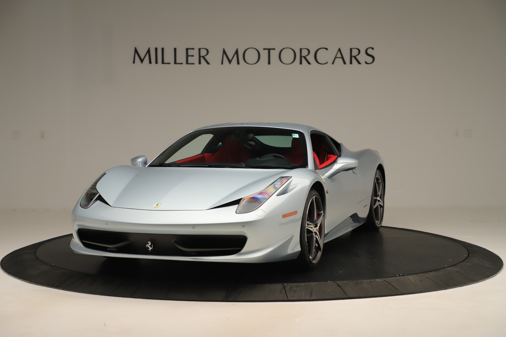 Used 2015 Ferrari 458 Italia  For Sale In Greenwich, CT