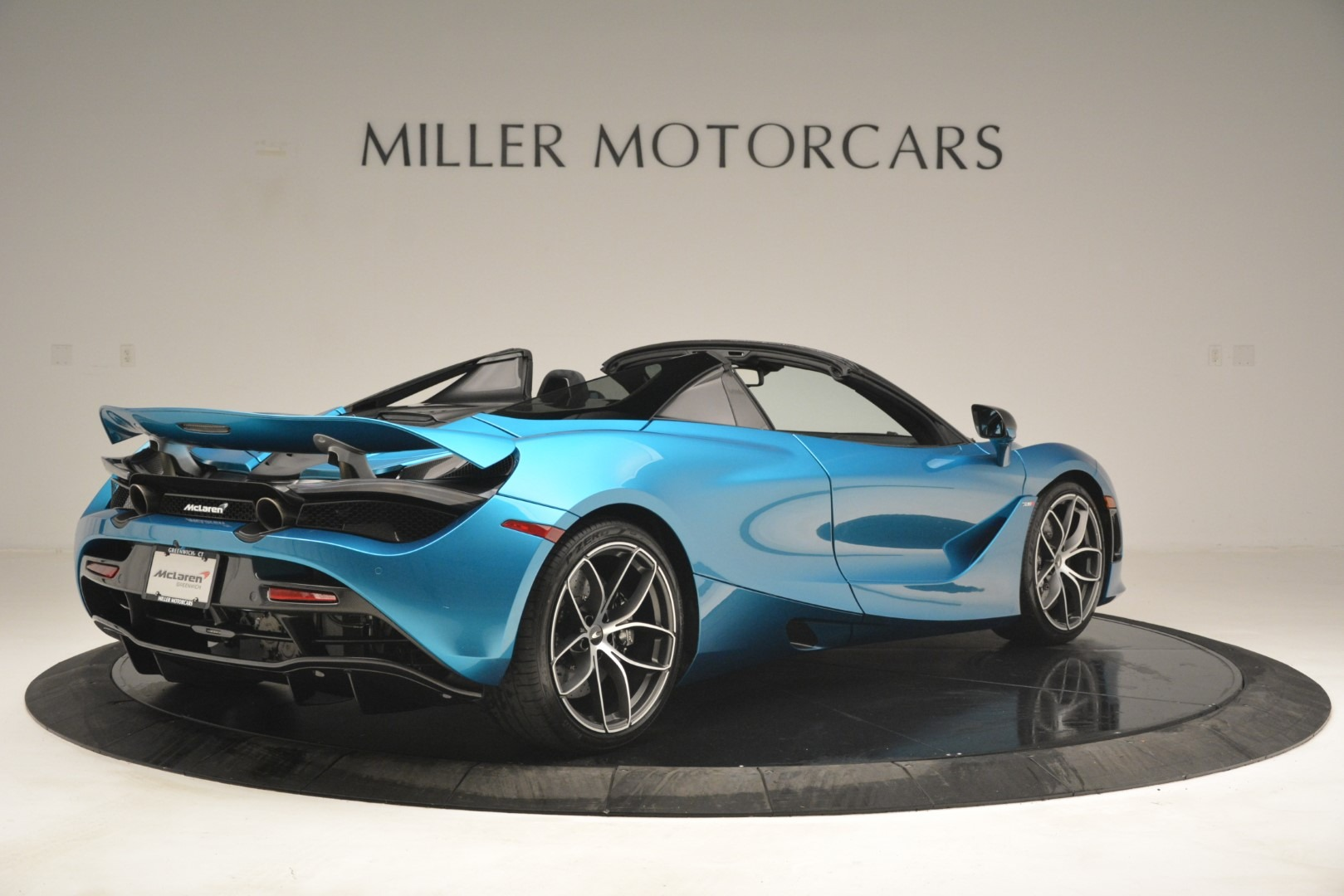 New 2019 McLaren 720S Spider Convertible For Sale In Greenwich, CT 3054_p7