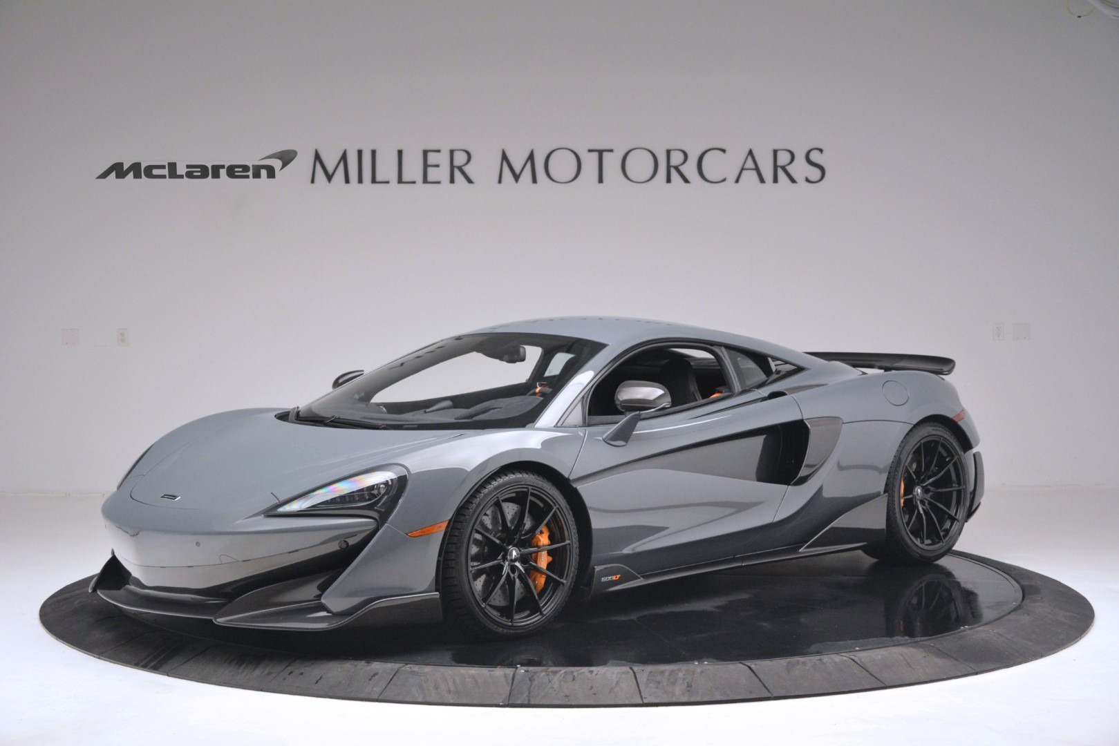 New 2019 McLaren 600LT Coupe For Sale In Greenwich, CT 3055_main