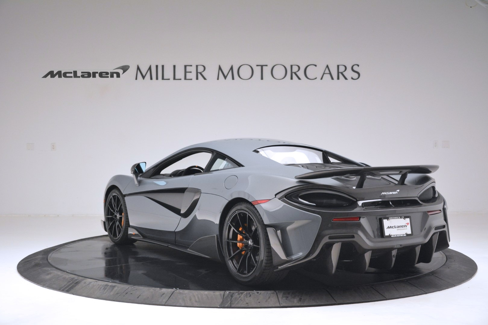 New 2019 McLaren 600LT Coupe For Sale In Greenwich, CT 3055_p5