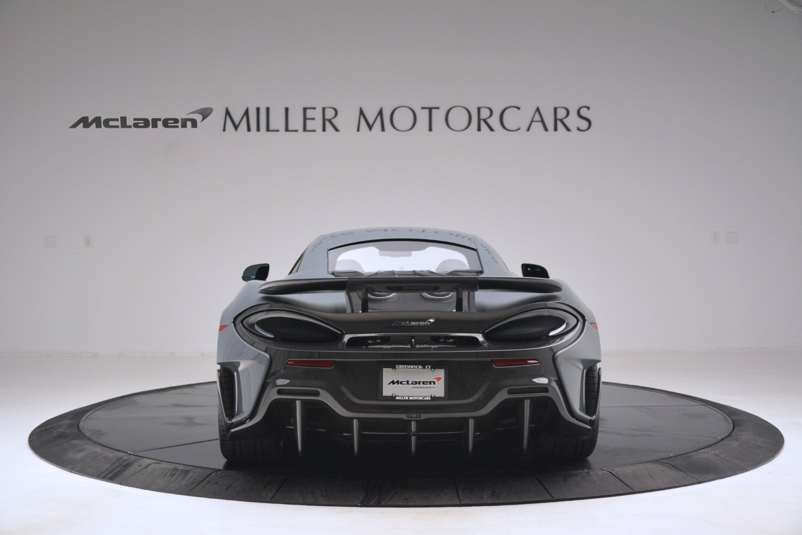 New 2019 McLaren 600LT Coupe For Sale In Greenwich, CT 3055_p6