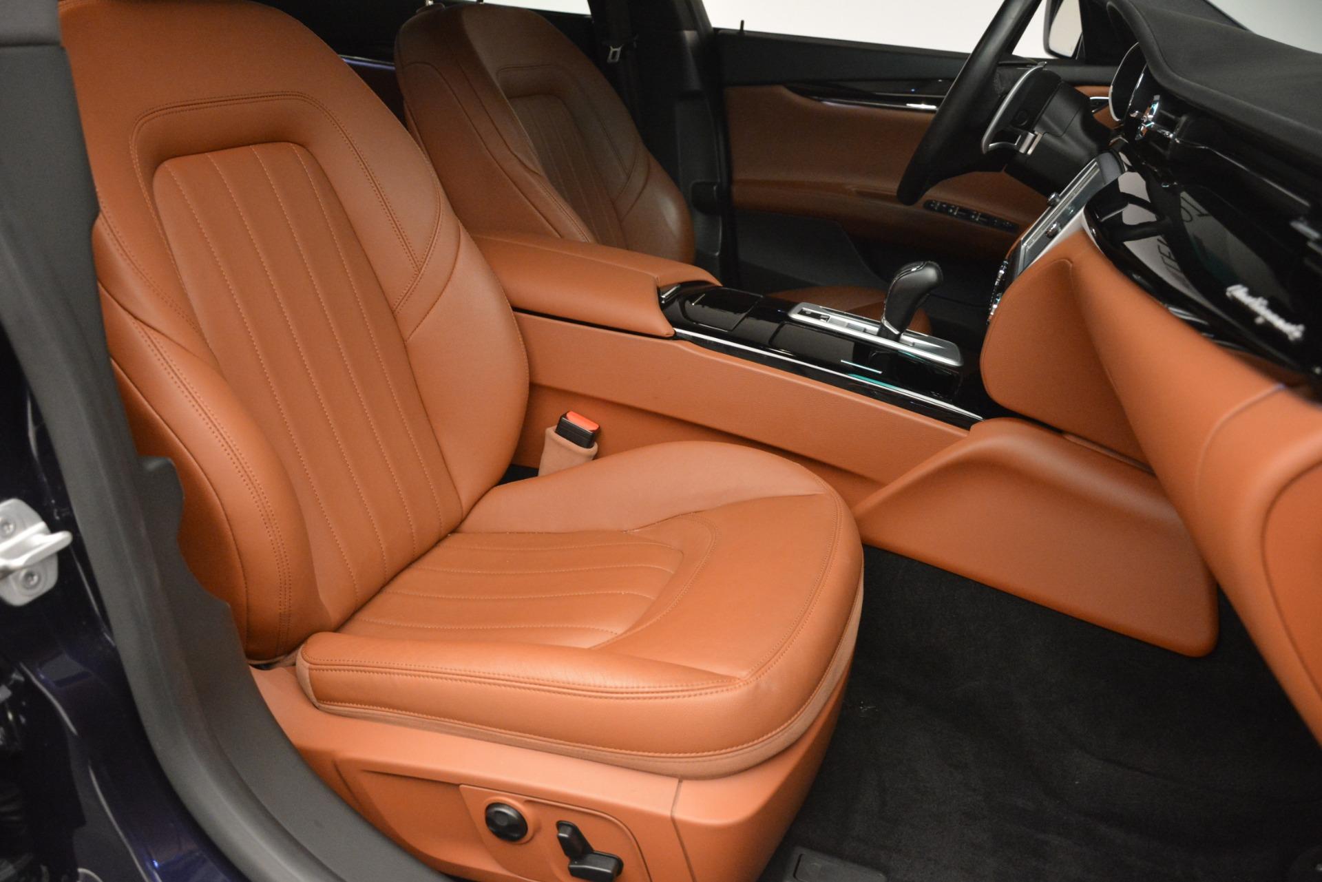 Used 2015 Maserati Quattroporte S Q4 For Sale In Greenwich, CT 3058_p24