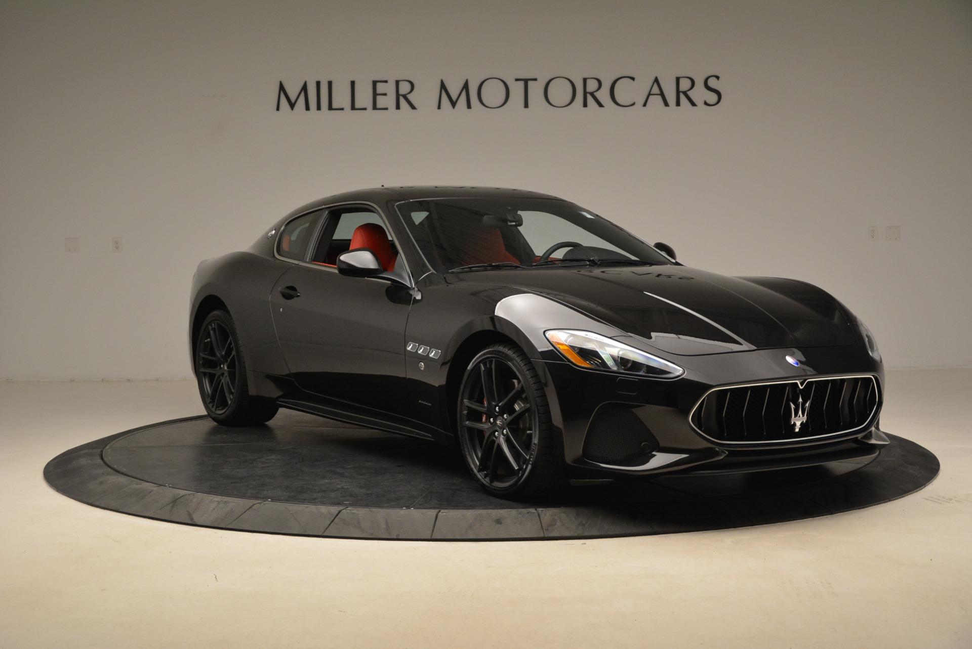 New 2018 Maserati GranTurismo Sport For Sale In Greenwich, CT 3059_p10