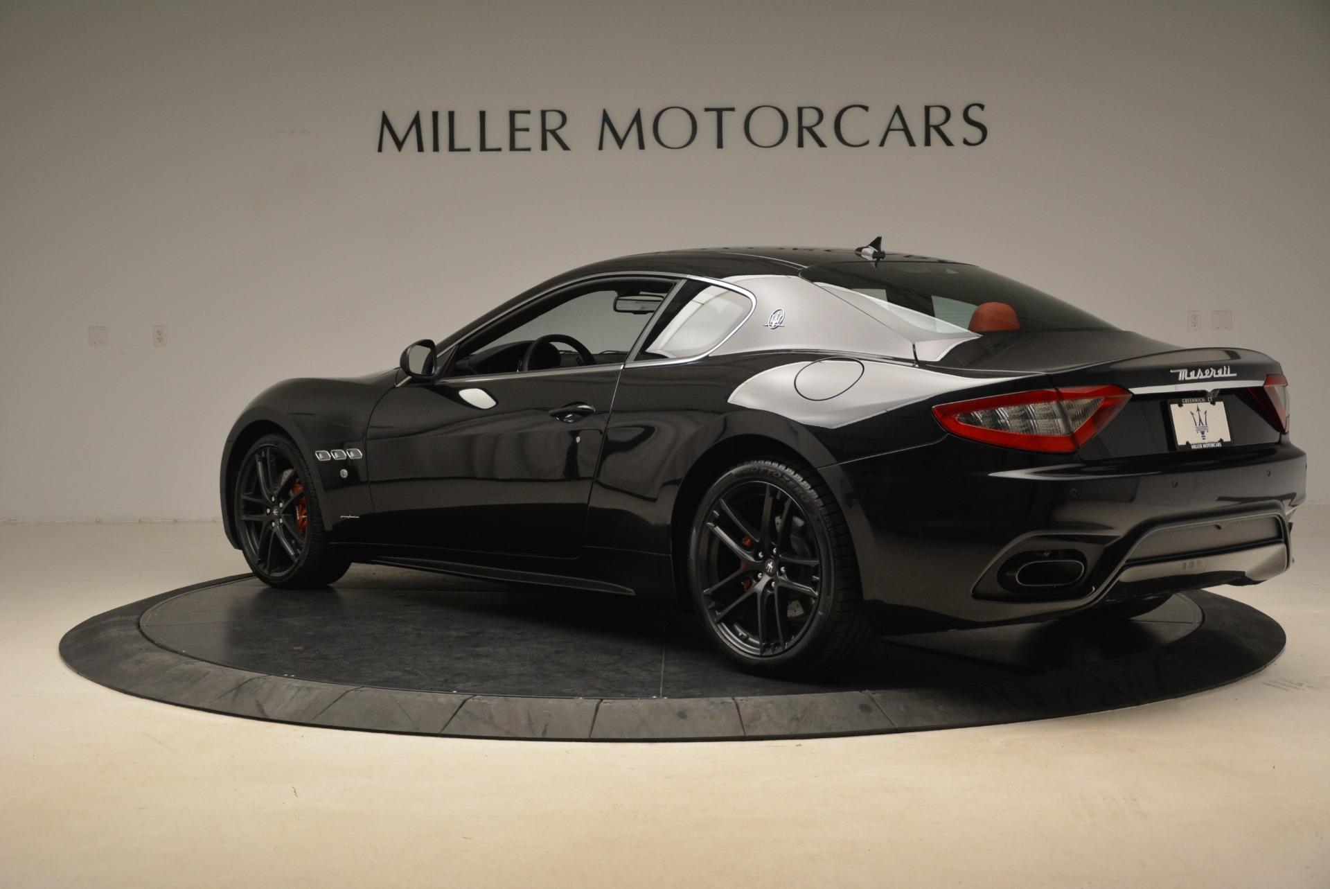 New 2018 Maserati GranTurismo Sport For Sale In Greenwich, CT 3059_p3