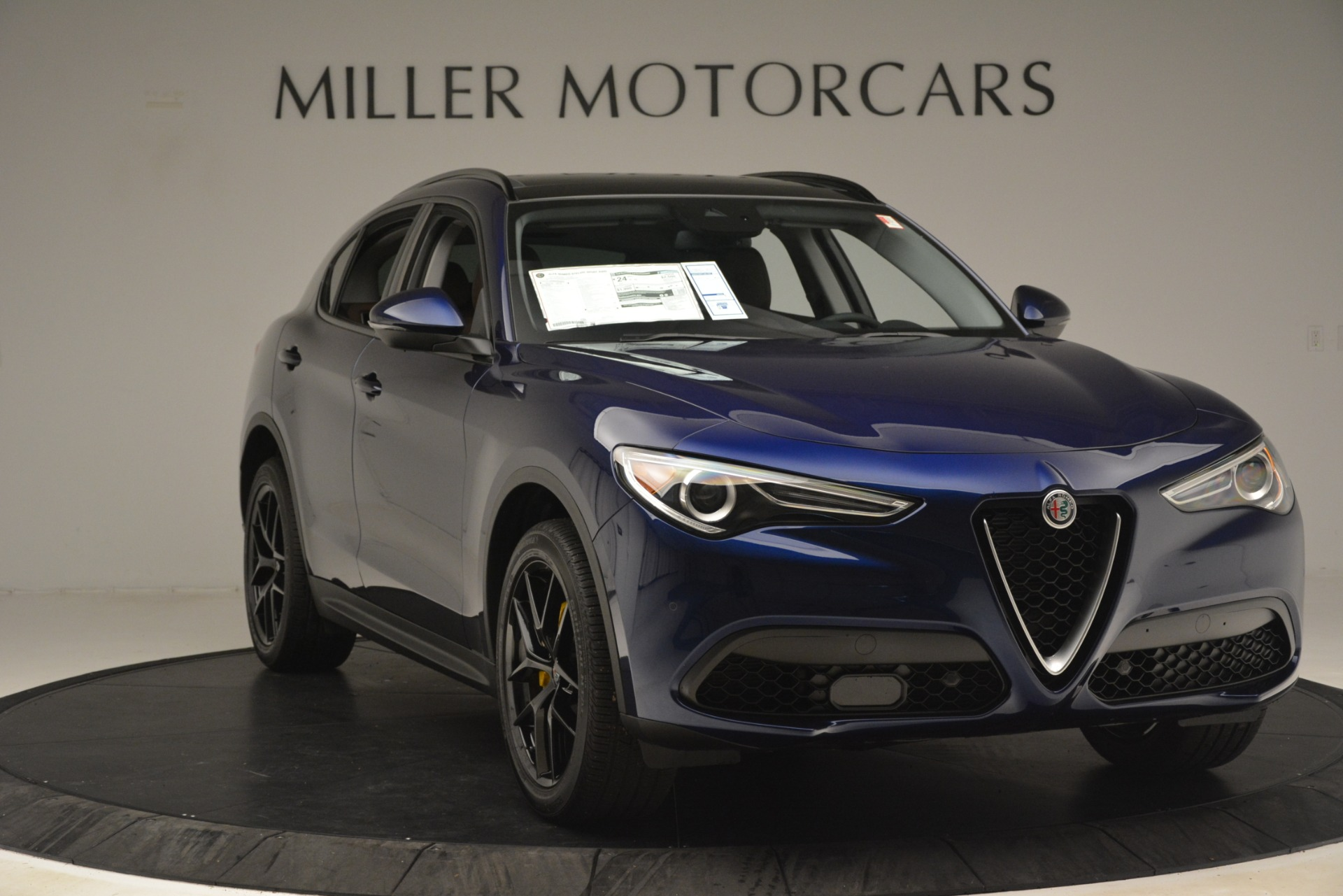 New 2019 Alfa Romeo Stelvio Sport Q4 For Sale In Greenwich, CT 3060_p11