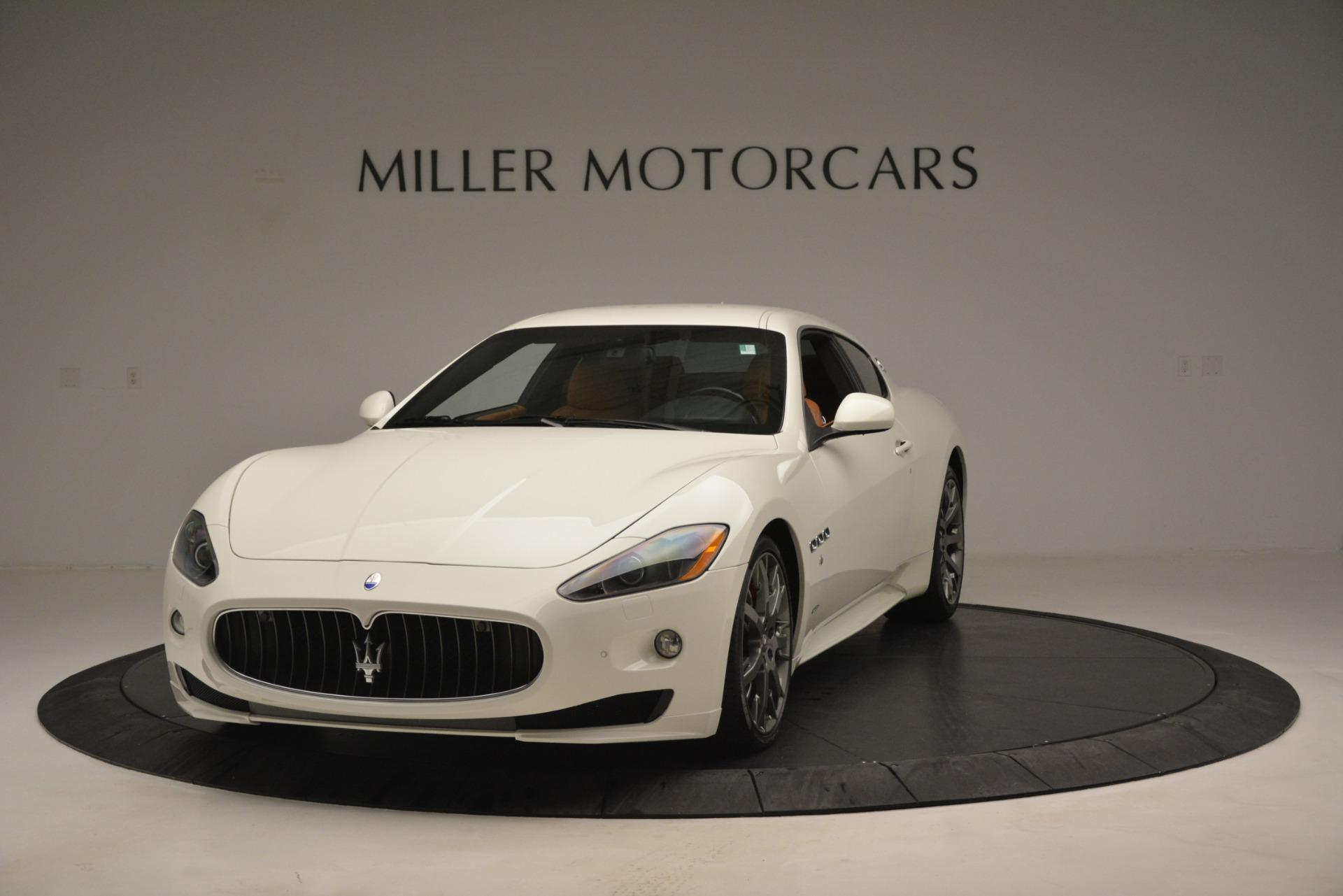Used 2011 Maserati GranTurismo S Automatic For Sale In Greenwich, CT 3061_main