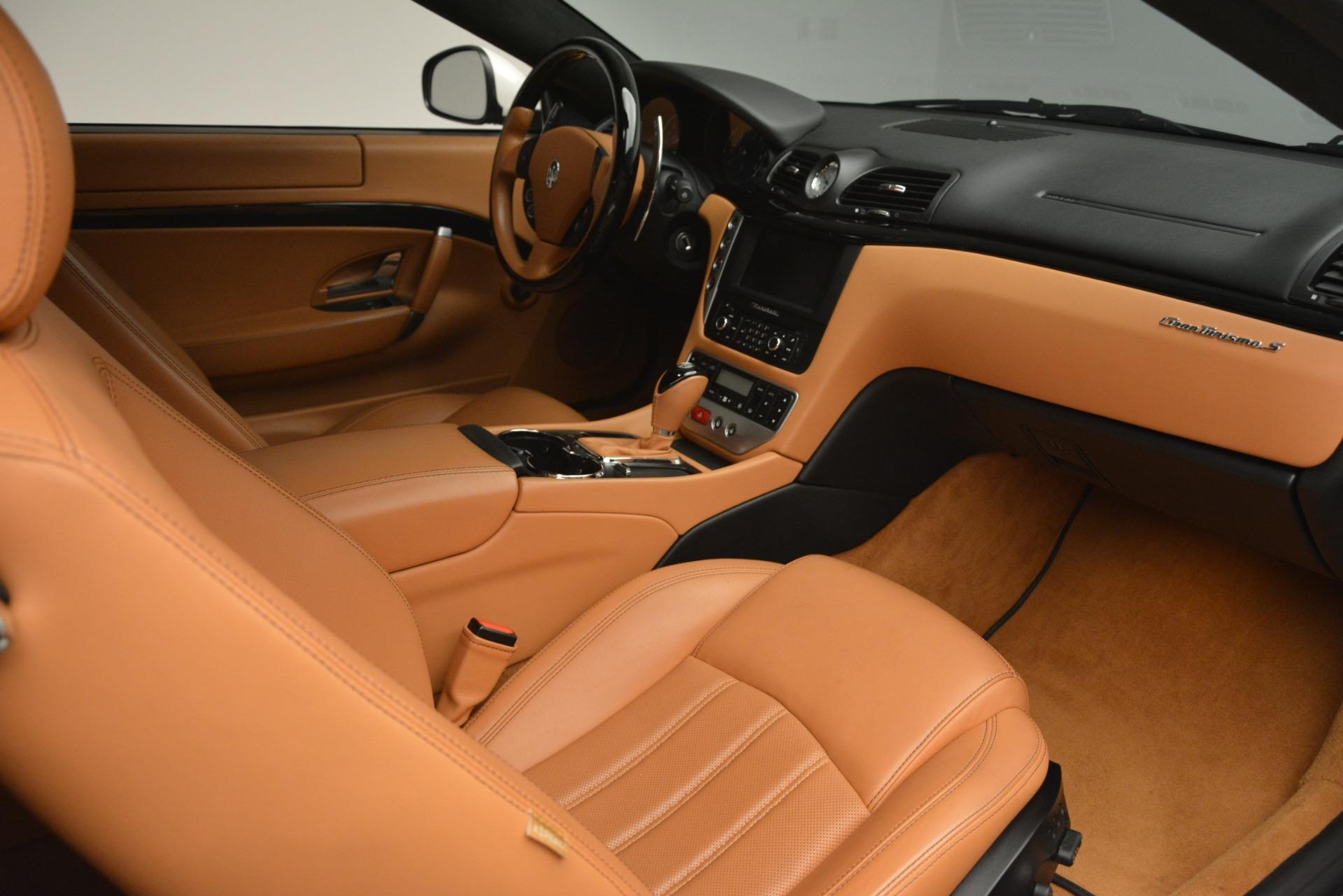 Used 2011 Maserati GranTurismo S Automatic For Sale In Greenwich, CT 3061_p16