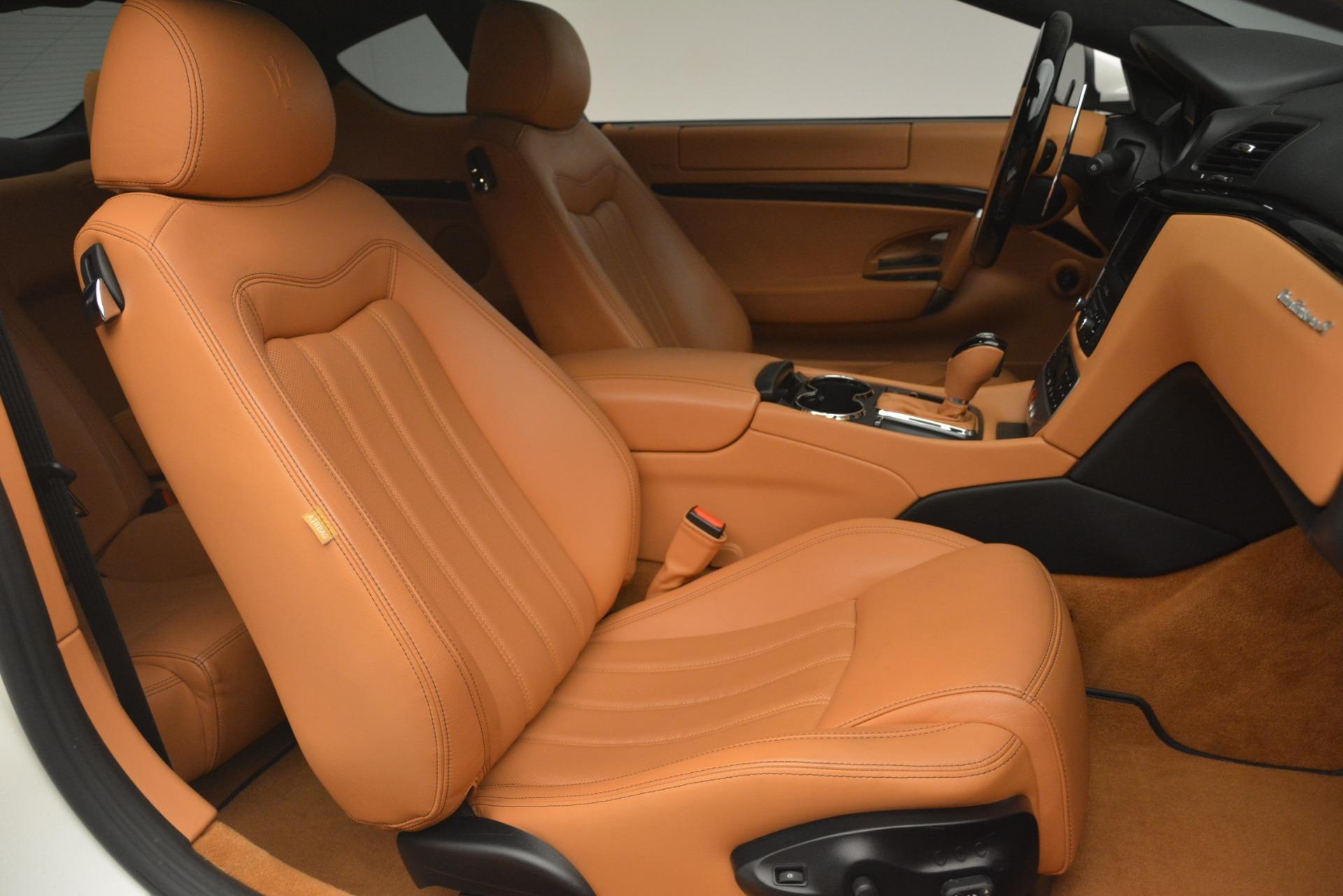 Used 2011 Maserati GranTurismo S Automatic For Sale In Greenwich, CT 3061_p18