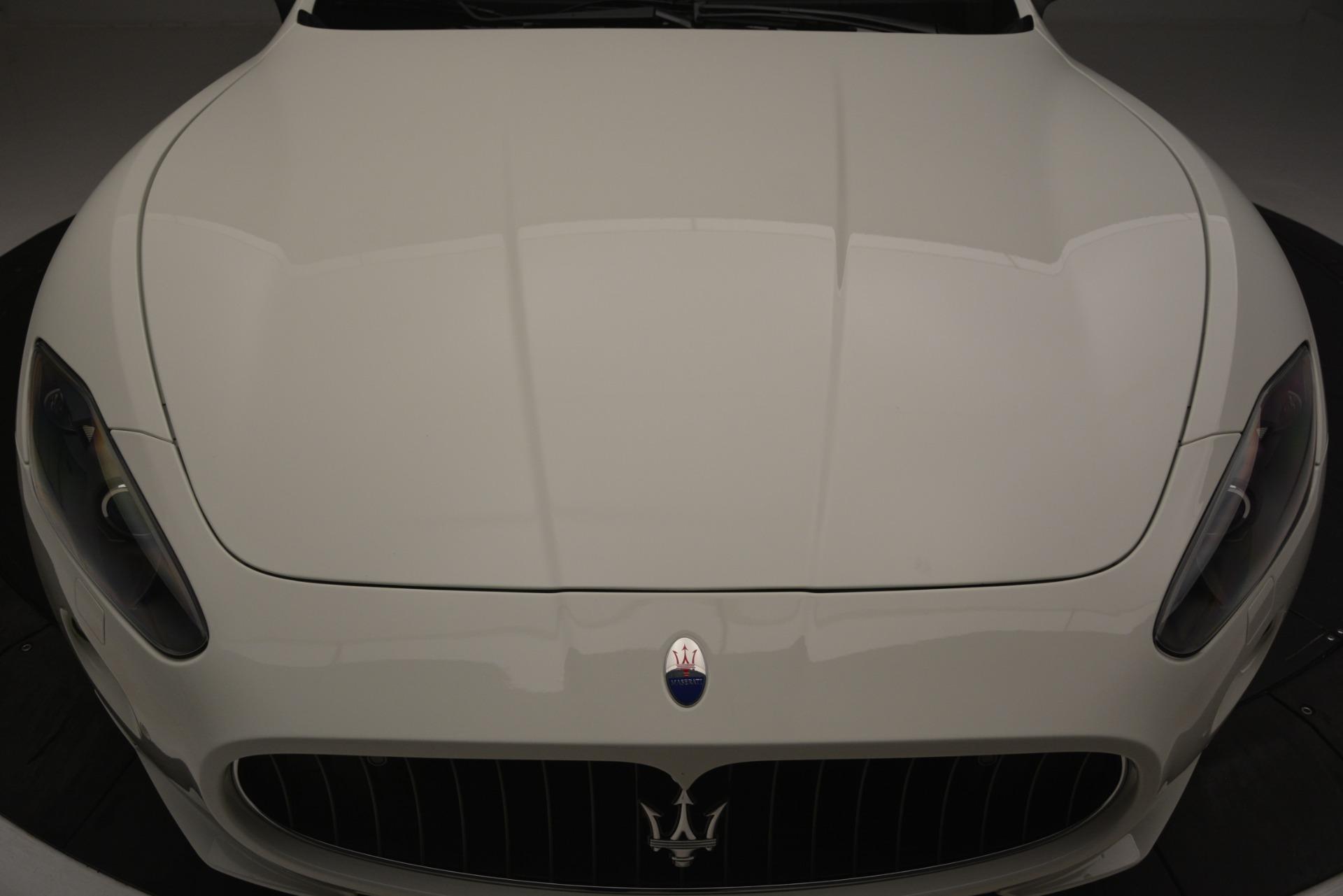 Used 2011 Maserati GranTurismo S Automatic For Sale In Greenwich, CT 3061_p24