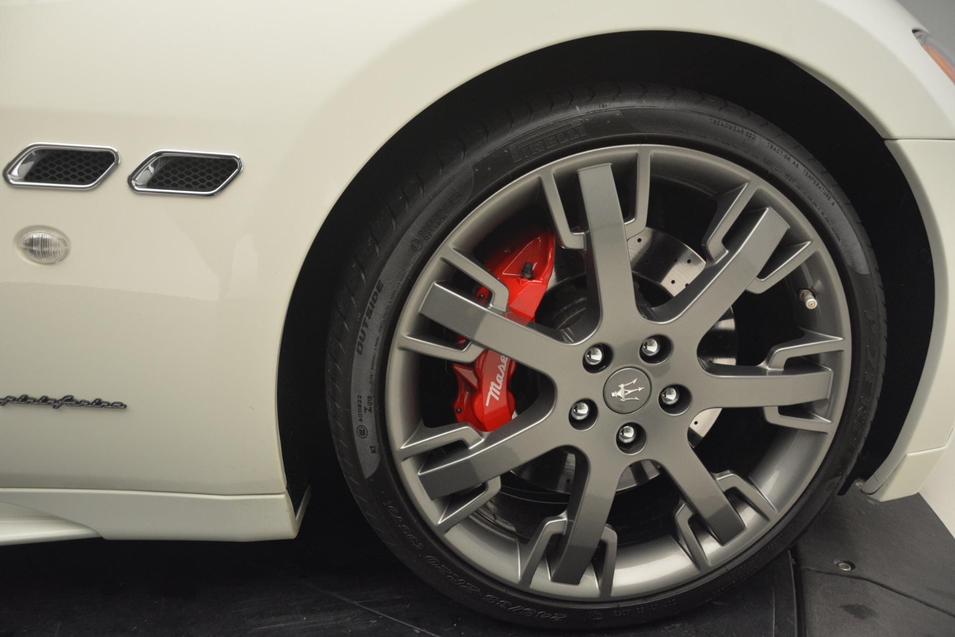 Used 2011 Maserati GranTurismo S Automatic For Sale In Greenwich, CT 3061_p25