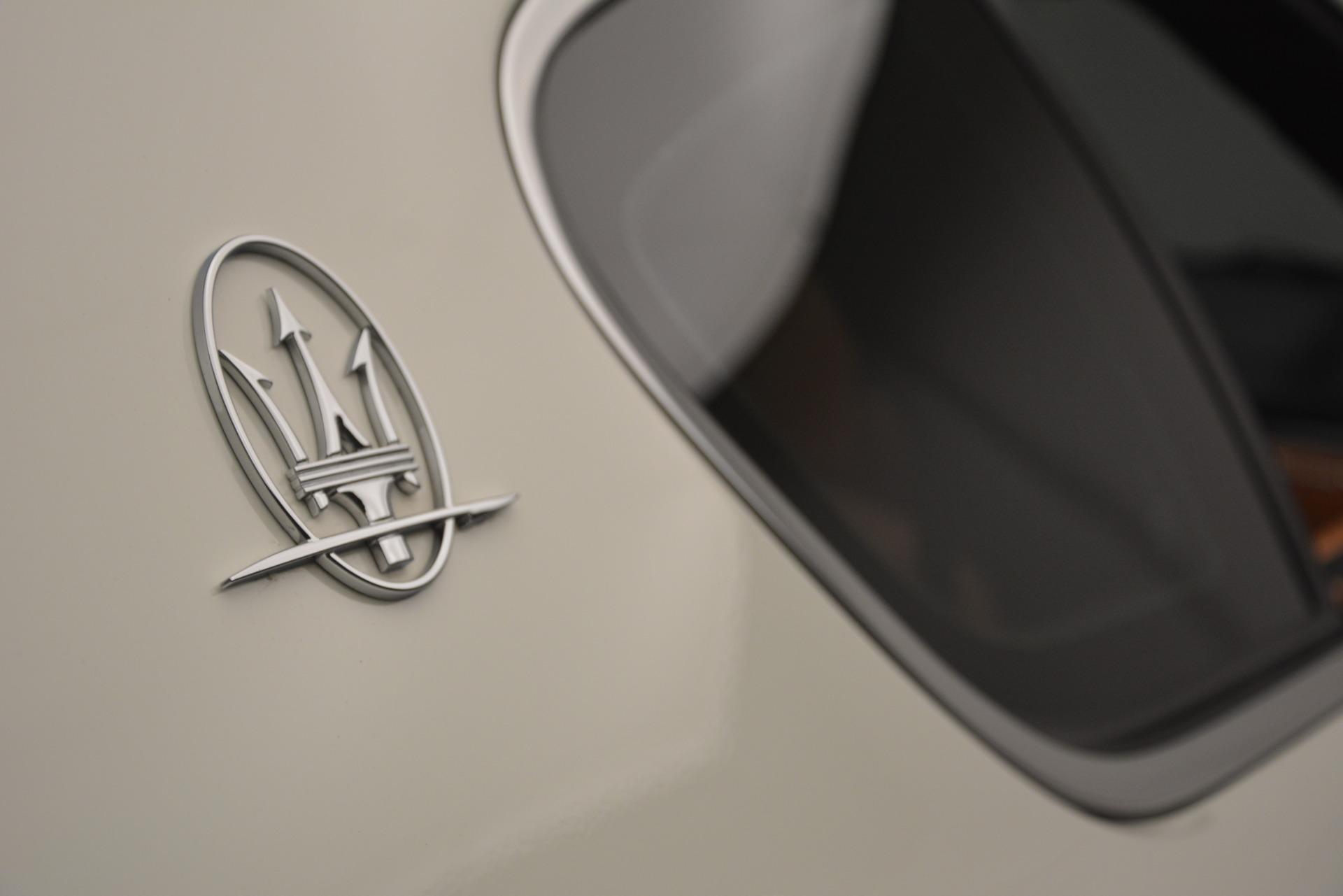 Used 2011 Maserati GranTurismo S Automatic For Sale In Greenwich, CT 3061_p26