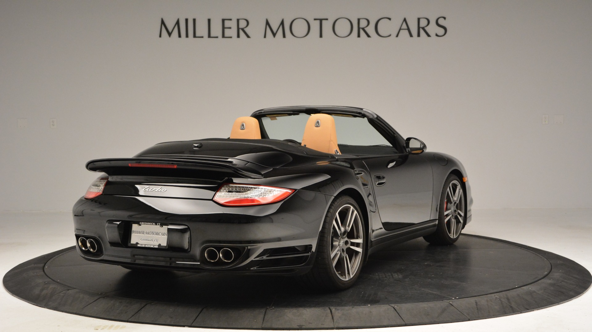 Used 2012 Porsche 911 Turbo For Sale In Greenwich, CT 3063_p7