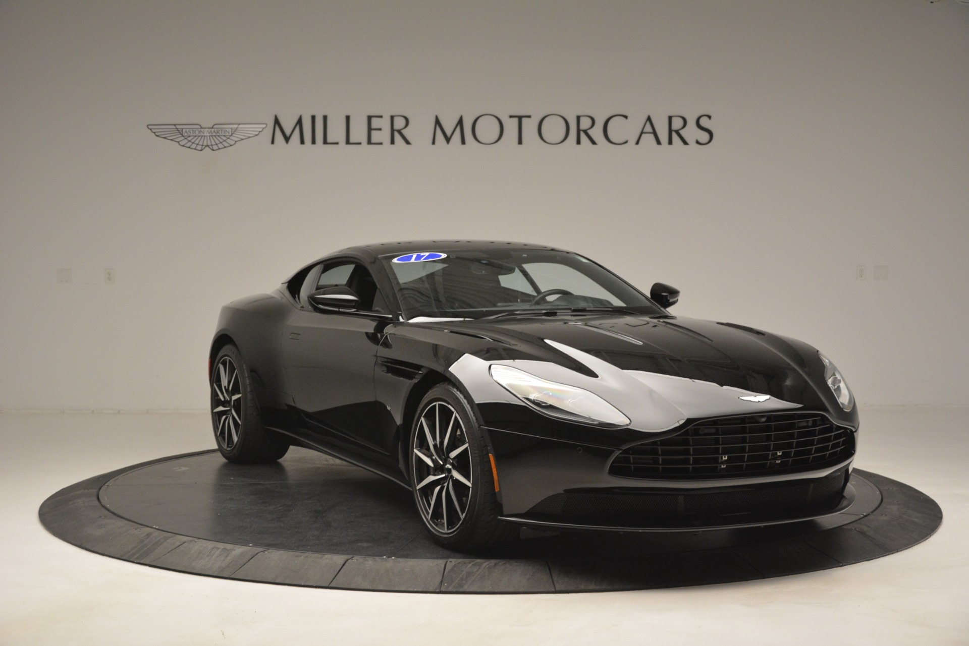Used 2017 Aston Martin DB11 V12 Coupe For Sale In Greenwich, CT 3064_p11