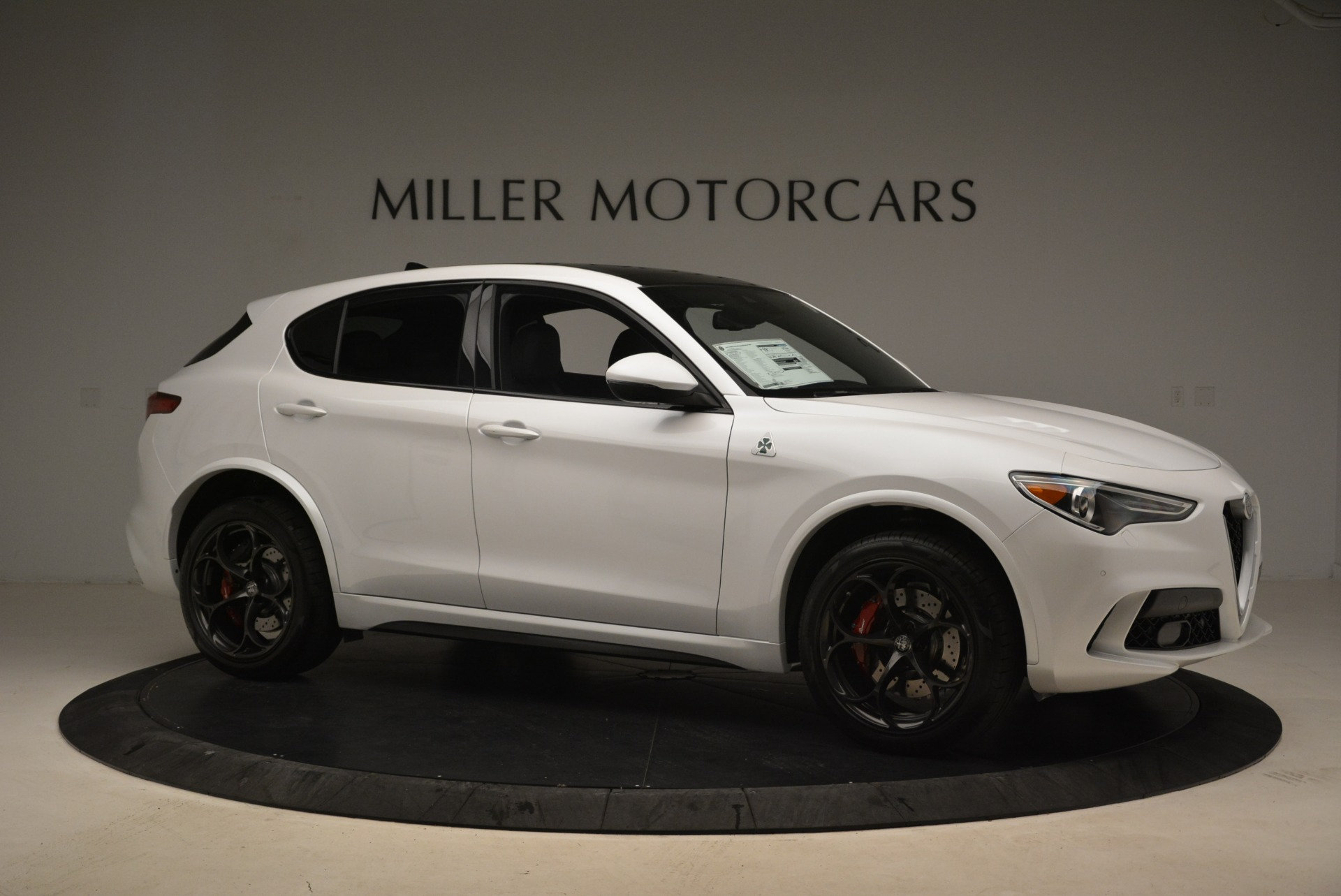 New 2019 Alfa Romeo Stelvio Quadrifoglio For Sale In Greenwich, CT 3065_p11