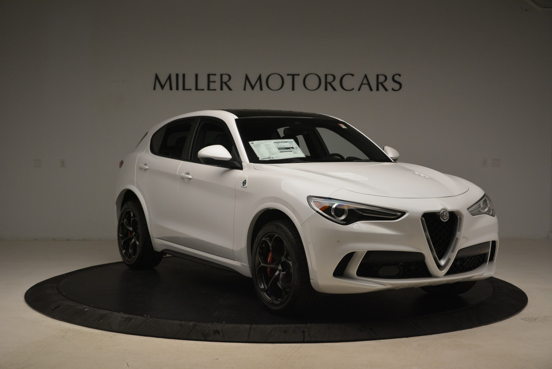 New 2019 Alfa Romeo Stelvio Quadrifoglio For Sale In Greenwich, CT 3065_p12