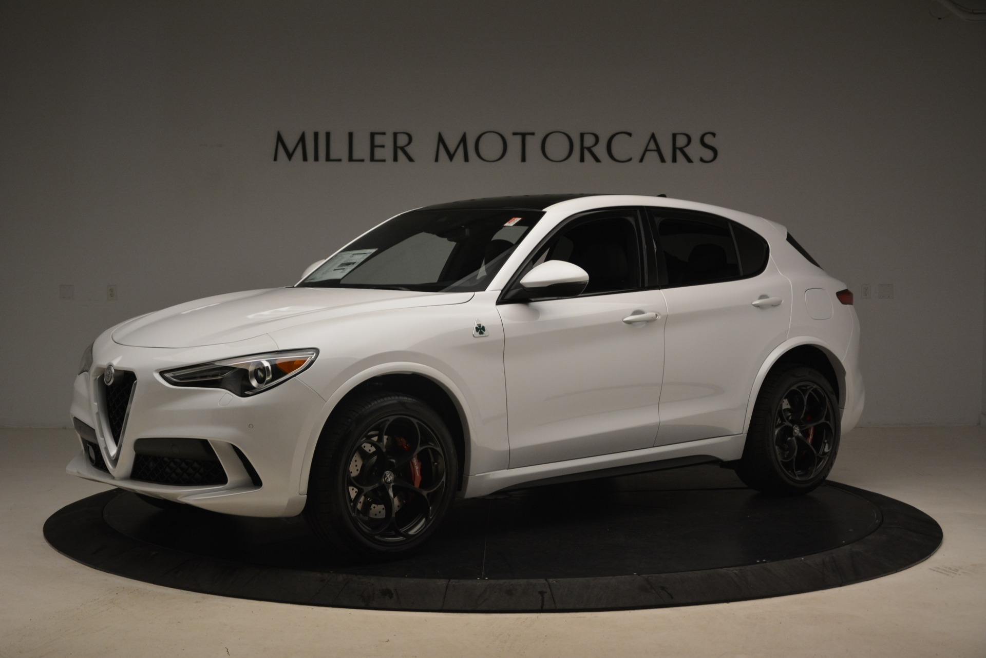New 2019 Alfa Romeo Stelvio Quadrifoglio For Sale In Greenwich, CT 3065_p2