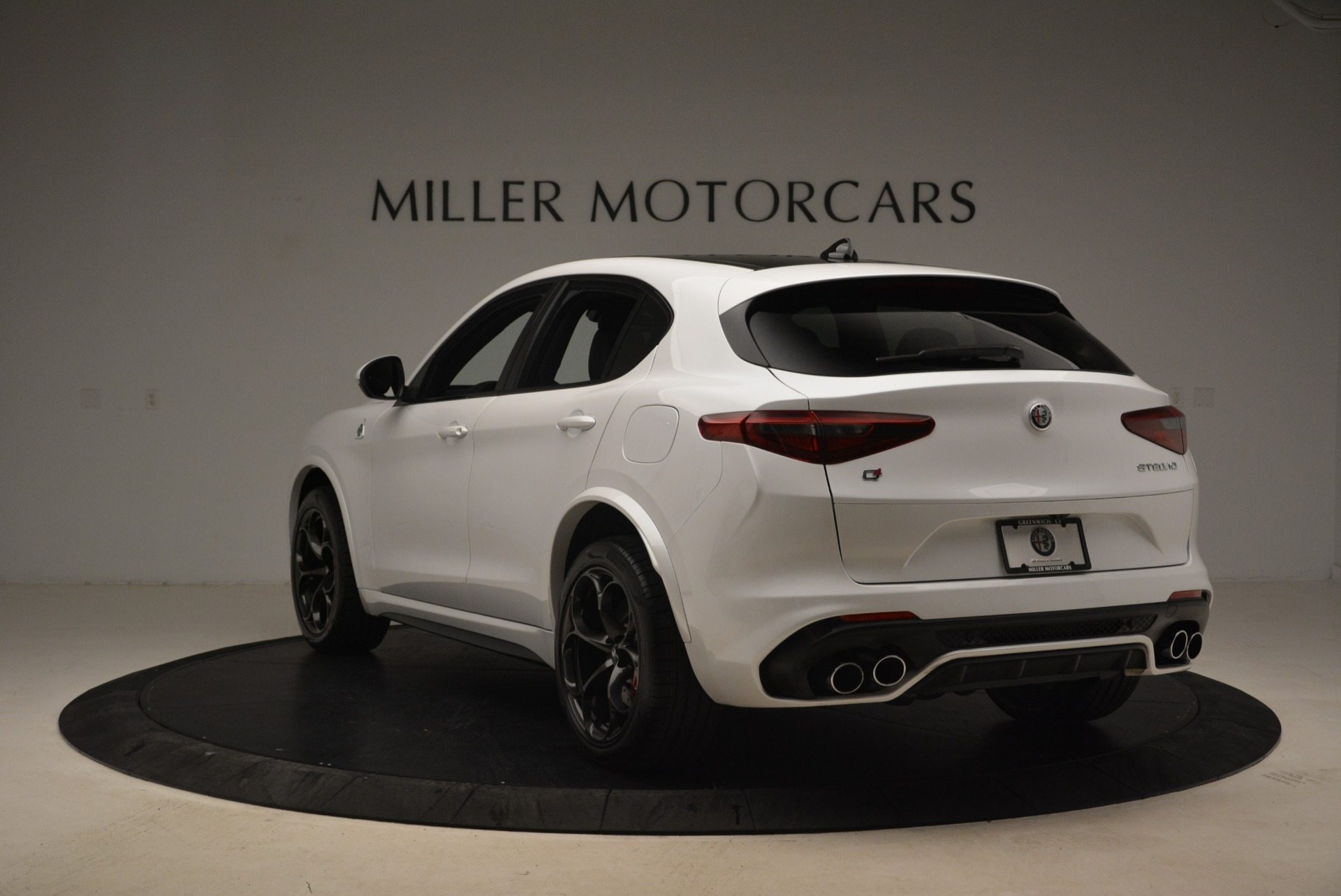 New 2019 Alfa Romeo Stelvio Quadrifoglio For Sale In Greenwich, CT 3065_p5