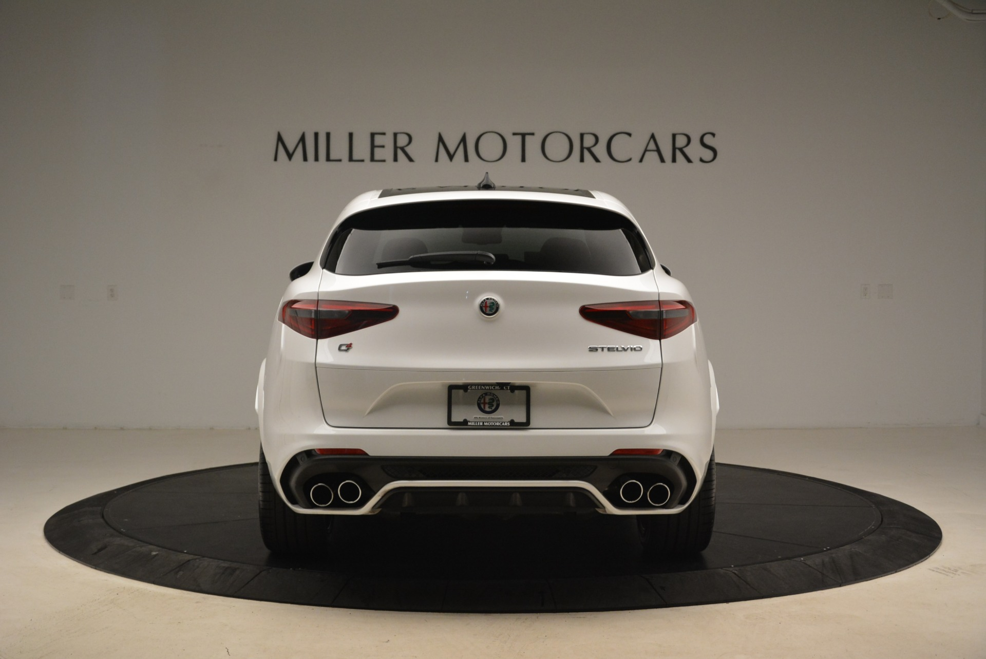 New 2019 Alfa Romeo Stelvio Quadrifoglio For Sale In Greenwich, CT 3065_p6