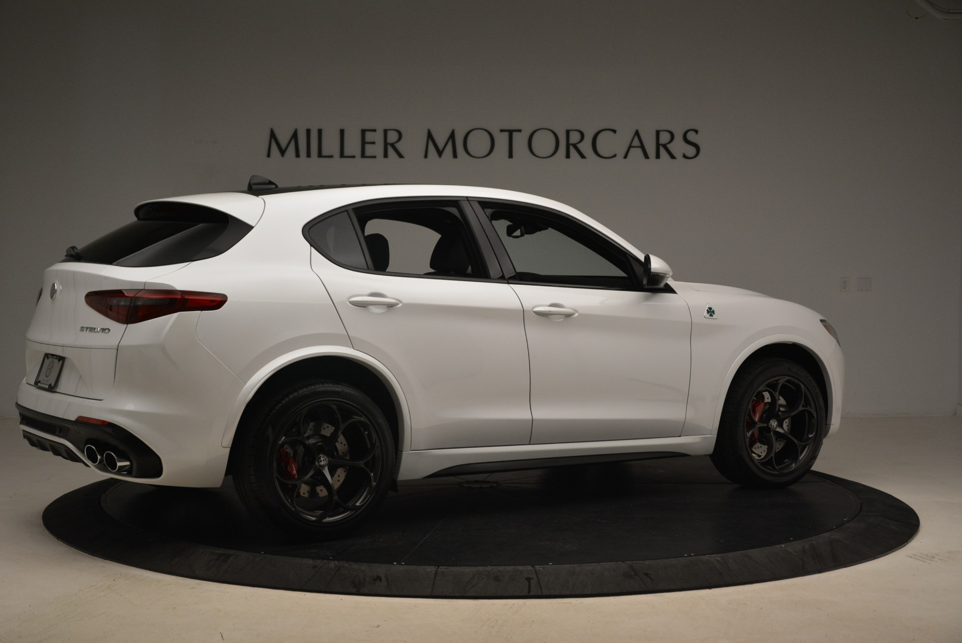 New 2019 Alfa Romeo Stelvio Quadrifoglio For Sale In Greenwich, CT 3065_p8