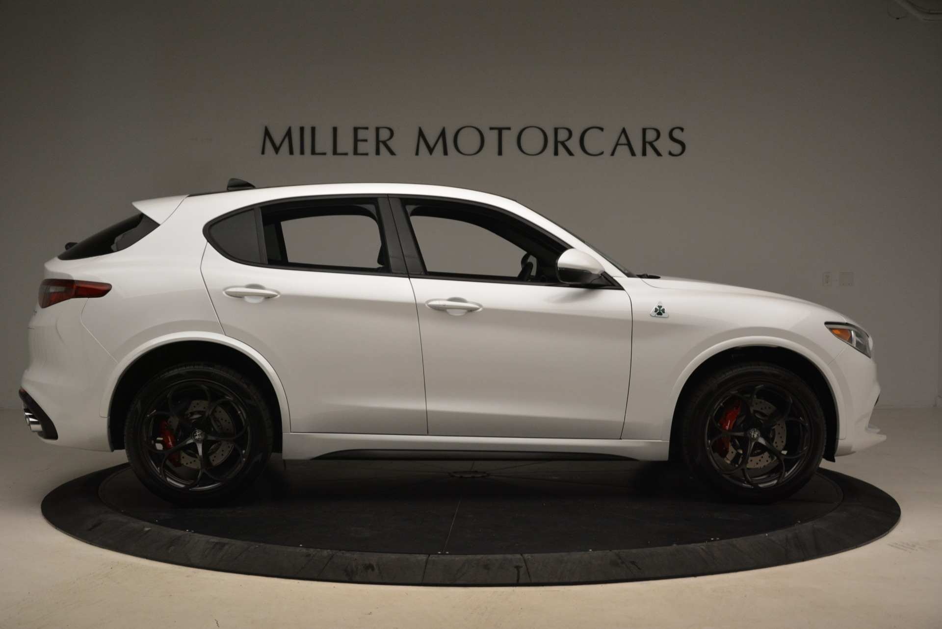 New 2019 Alfa Romeo Stelvio Quadrifoglio For Sale In Greenwich, CT 3065_p9