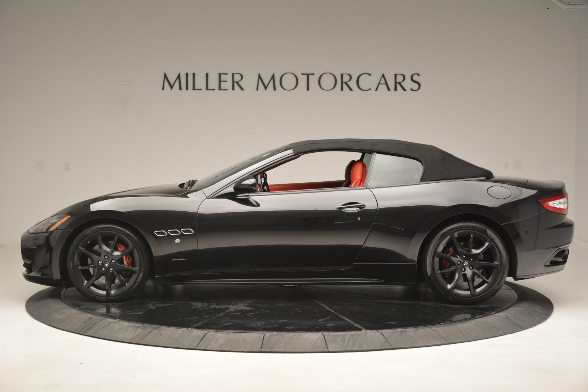 Used 2014 Maserati GranTurismo Sport For Sale In Greenwich, CT 3066_p14