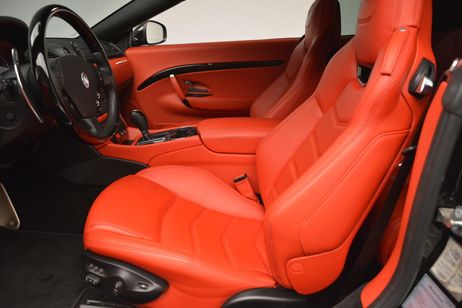 Used 2014 Maserati GranTurismo Sport For Sale In Greenwich, CT 3066_p20