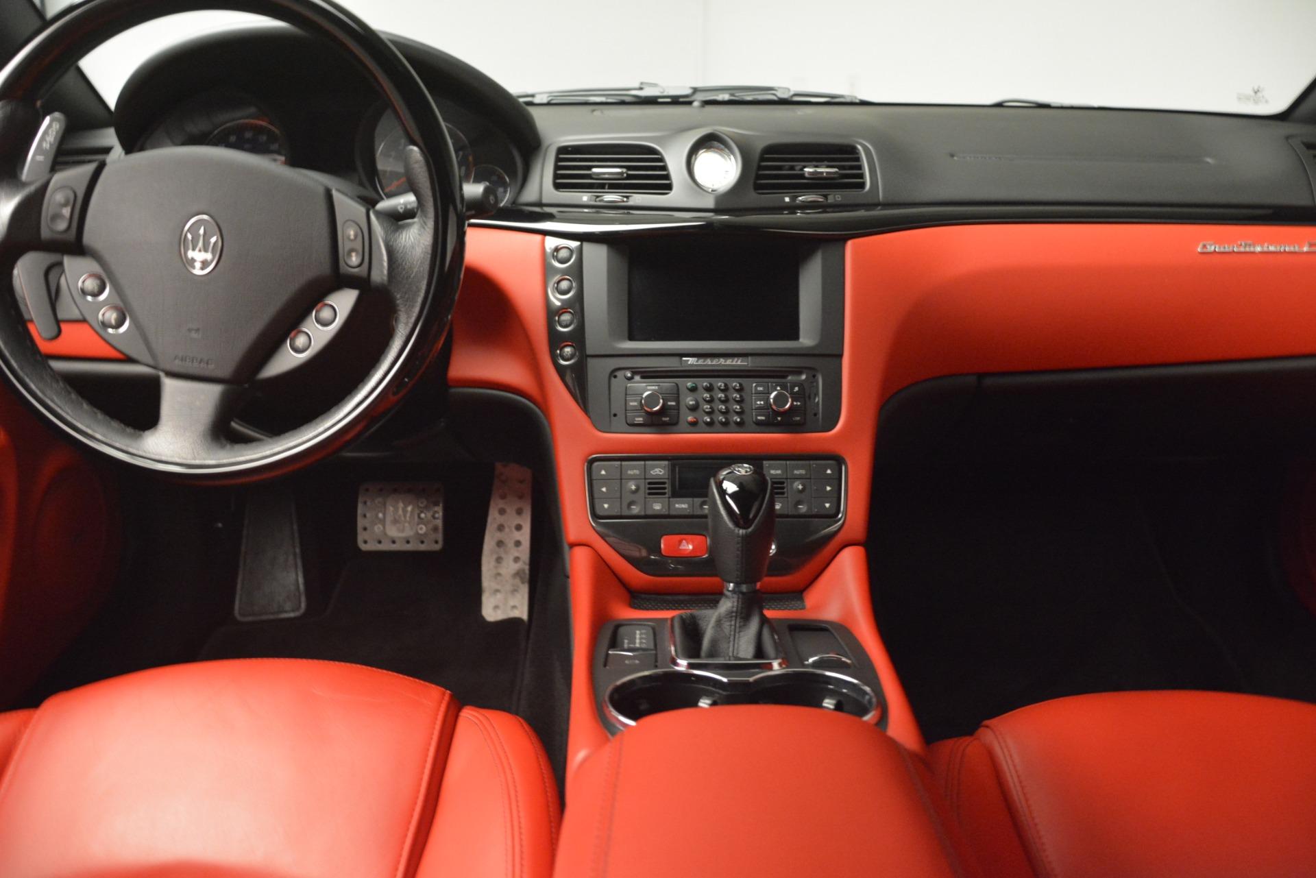 Used 2014 Maserati GranTurismo Sport For Sale In Greenwich, CT 3066_p26