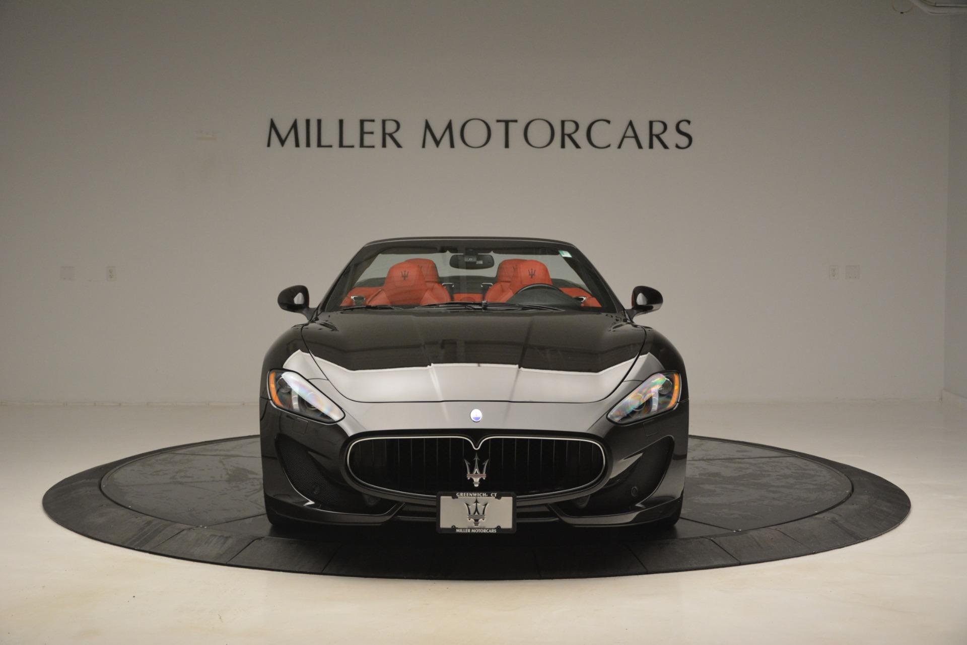 Used 2014 Maserati GranTurismo Sport For Sale In Greenwich, CT 3066_p7