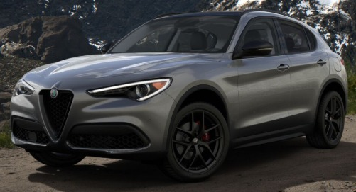 New 2019 Alfa Romeo Stelvio Ti Q4 For Sale In Greenwich, CT