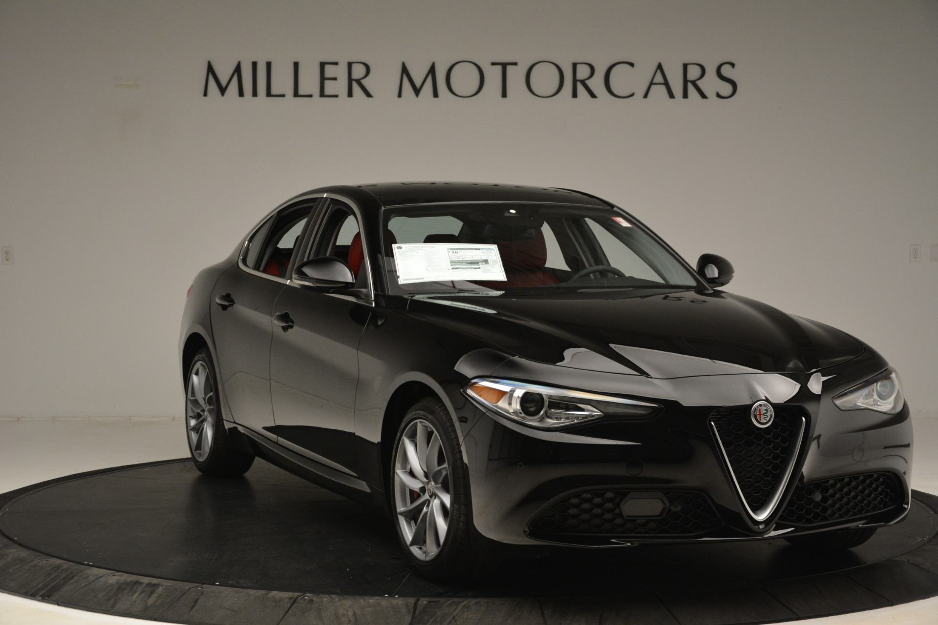 New 2019 Alfa Romeo Giulia Q4 For Sale In Greenwich, CT 3069_p11