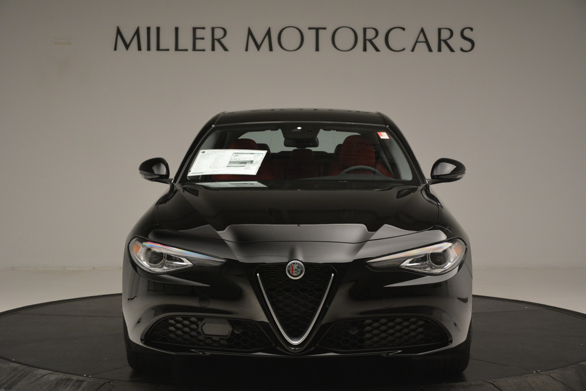 New 2019 Alfa Romeo Giulia Q4 For Sale In Greenwich, CT 3069_p12