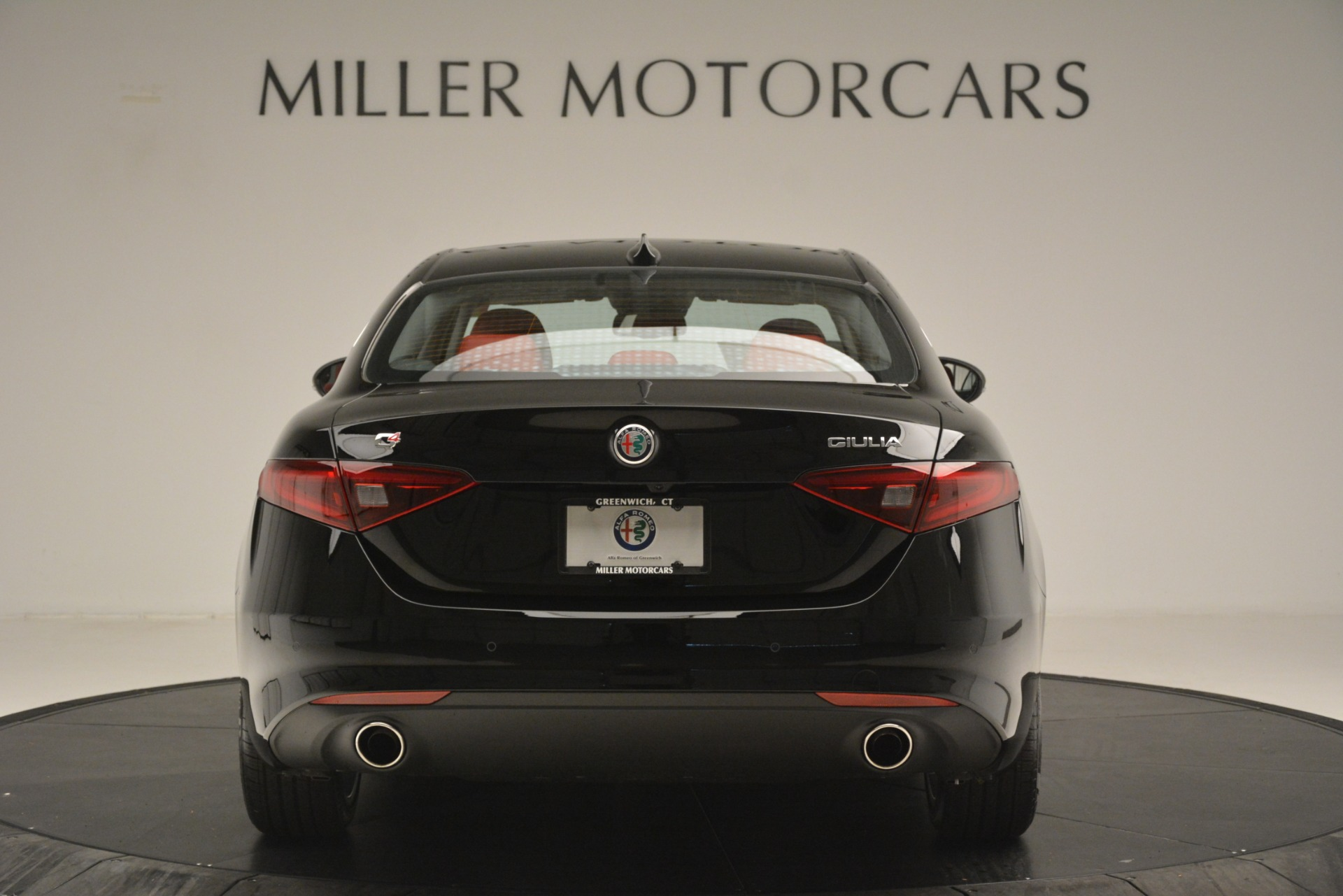New 2019 Alfa Romeo Giulia Q4 For Sale In Greenwich, CT 3069_p6