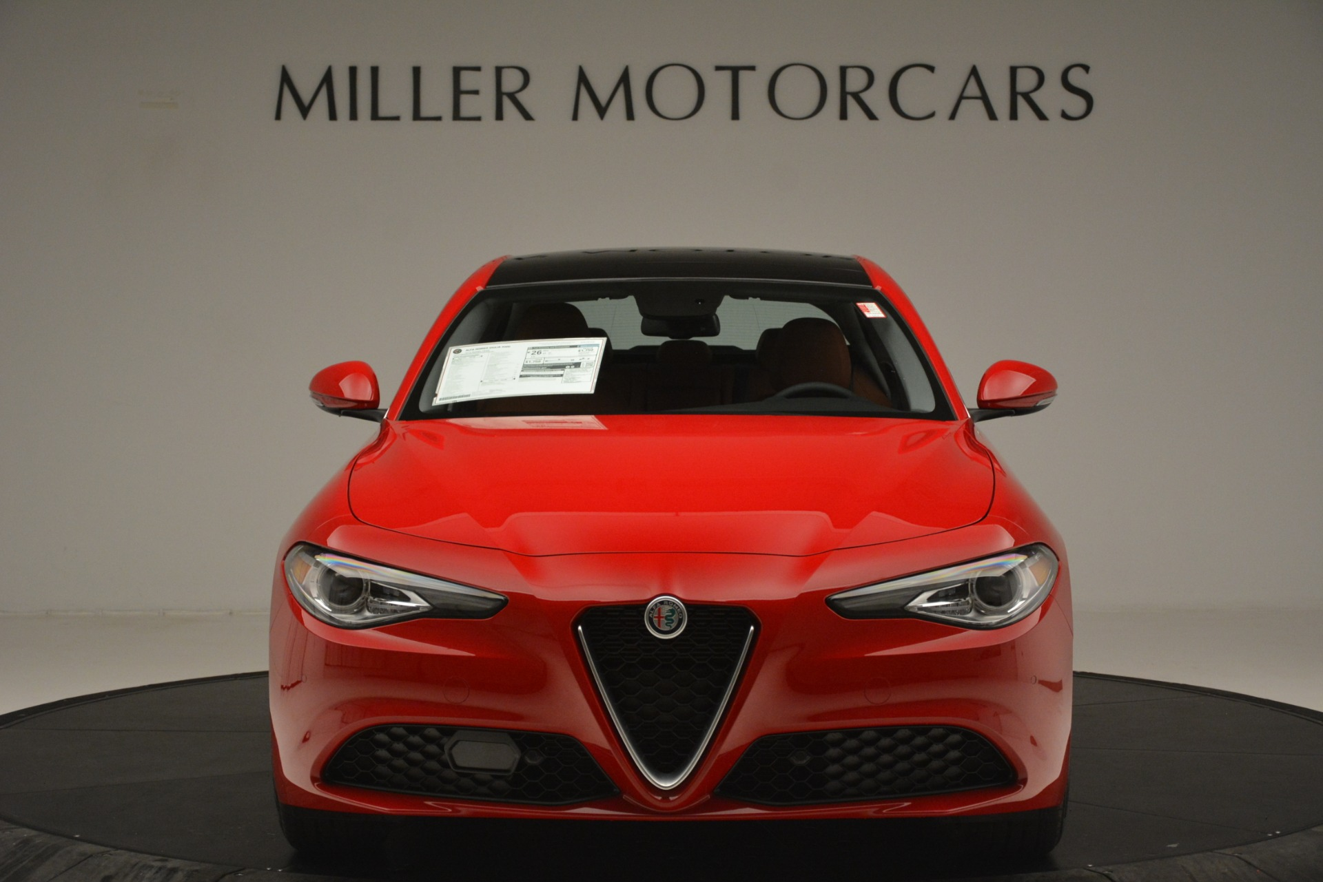 New 2019 Alfa Romeo Giulia Q4 For Sale In Greenwich, CT 3070_p12