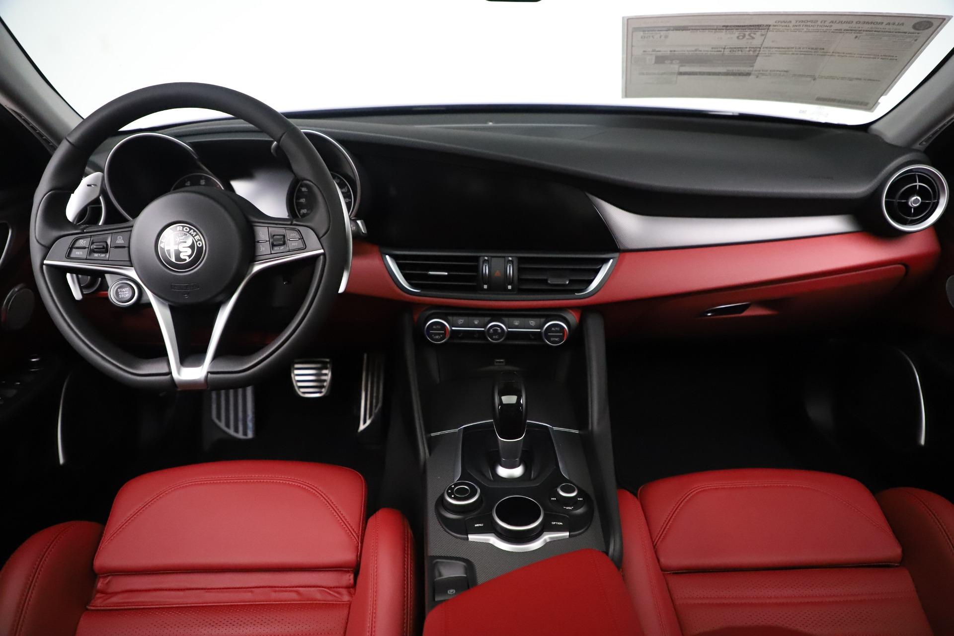 New 2019 Alfa Romeo Giulia Ti Sport Q4 For Sale In Greenwich, CT 3074_p16