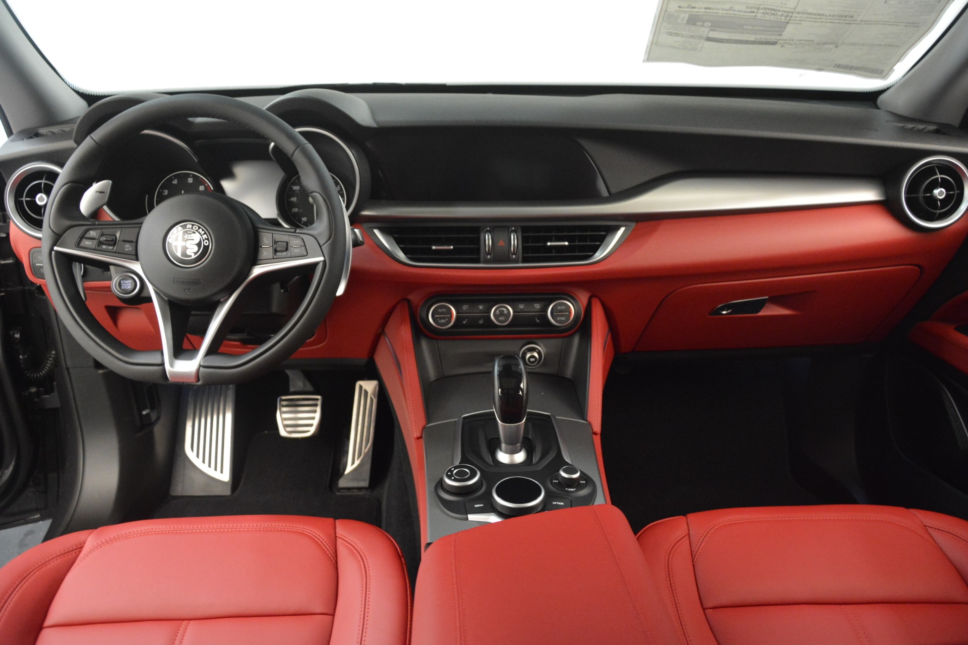 New 2019 Alfa Romeo Stelvio Sport Q4 For Sale In Greenwich, CT 3075_p16